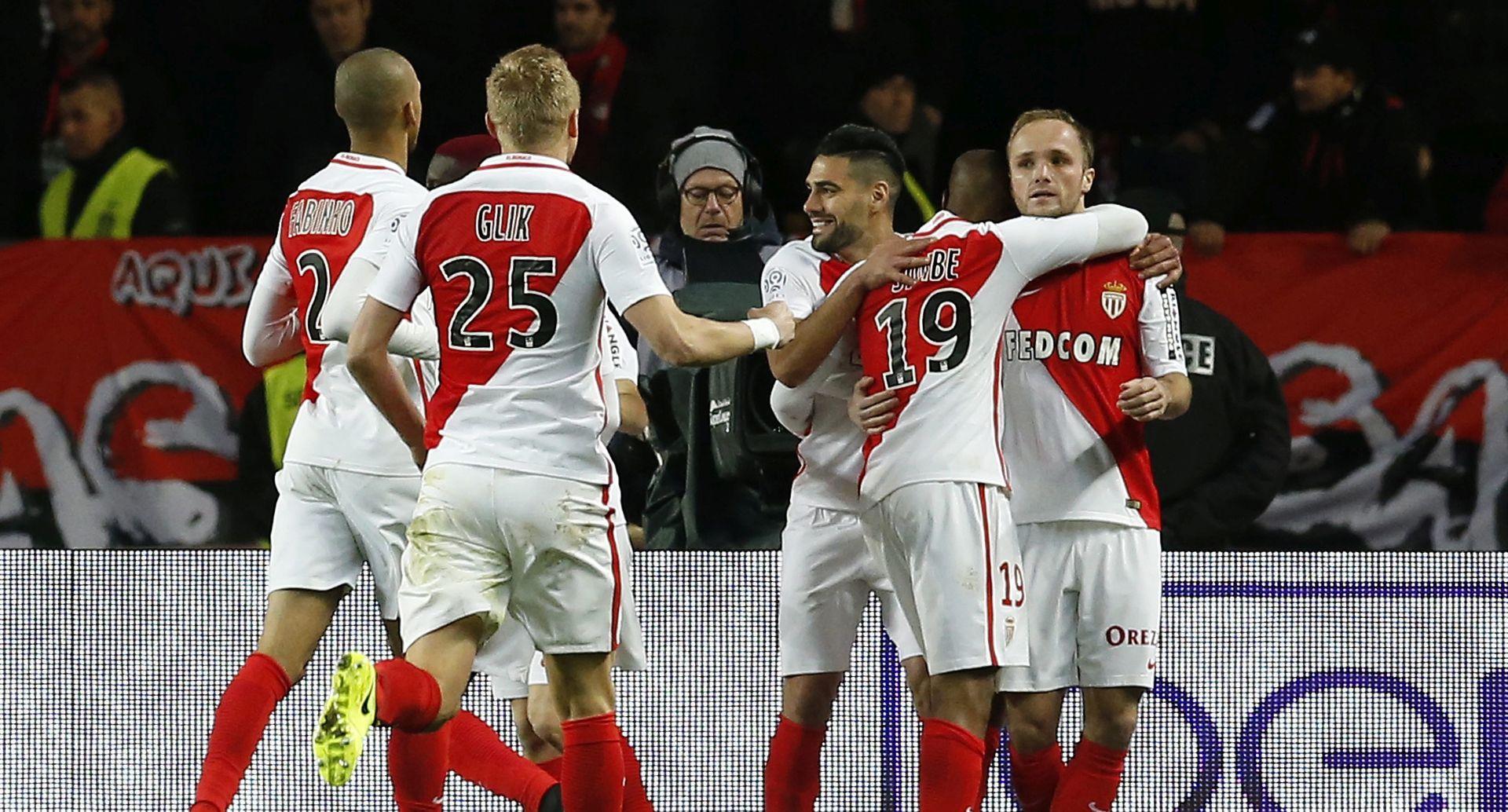 LIGUE 1 Monaco uvjerljiv protiv Nice, dva gola Falcaa
