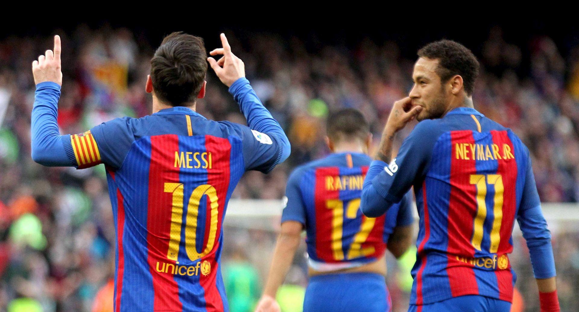 PRVI PUTA U POVIJESTI Barcelona protiv Leganesa istrčala sa samo jednim Španjolcem u početnoj postavi