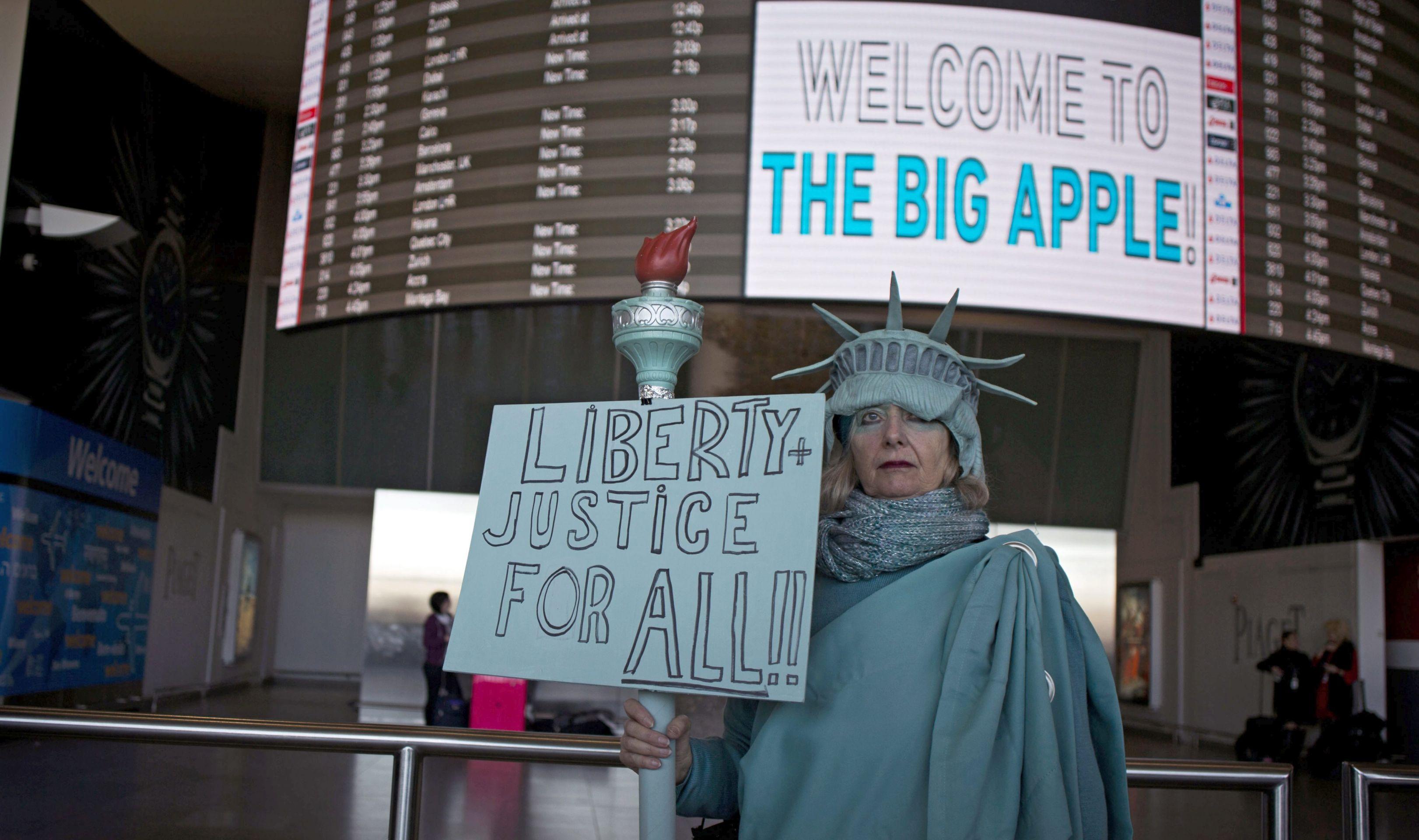 Žalbeni sud saslušat će argumente oko Trumpove zabrane