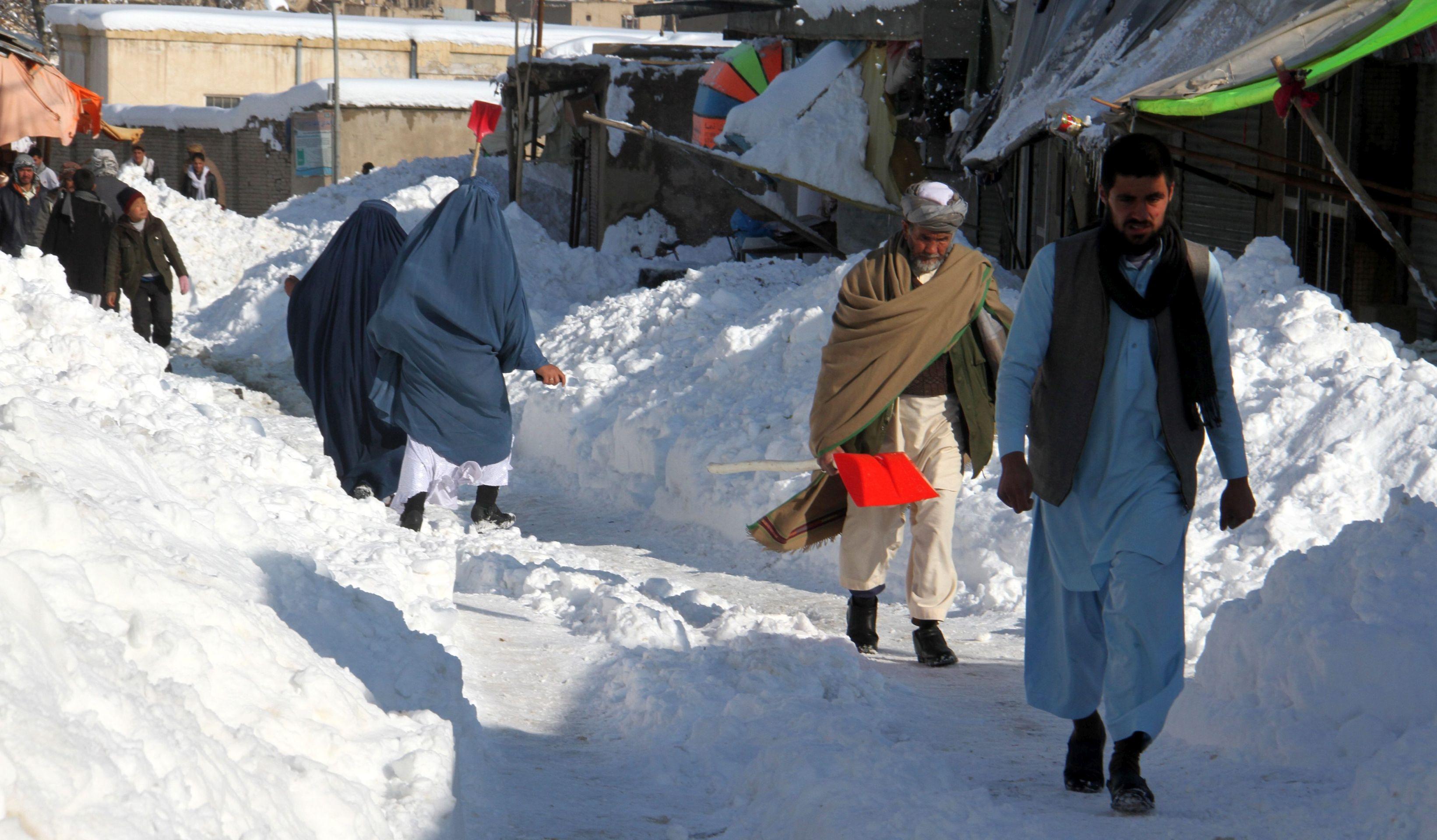 Lavine i loše vrijeme odnijeli najmanje 96 života u Pakistanu i Afganistanu