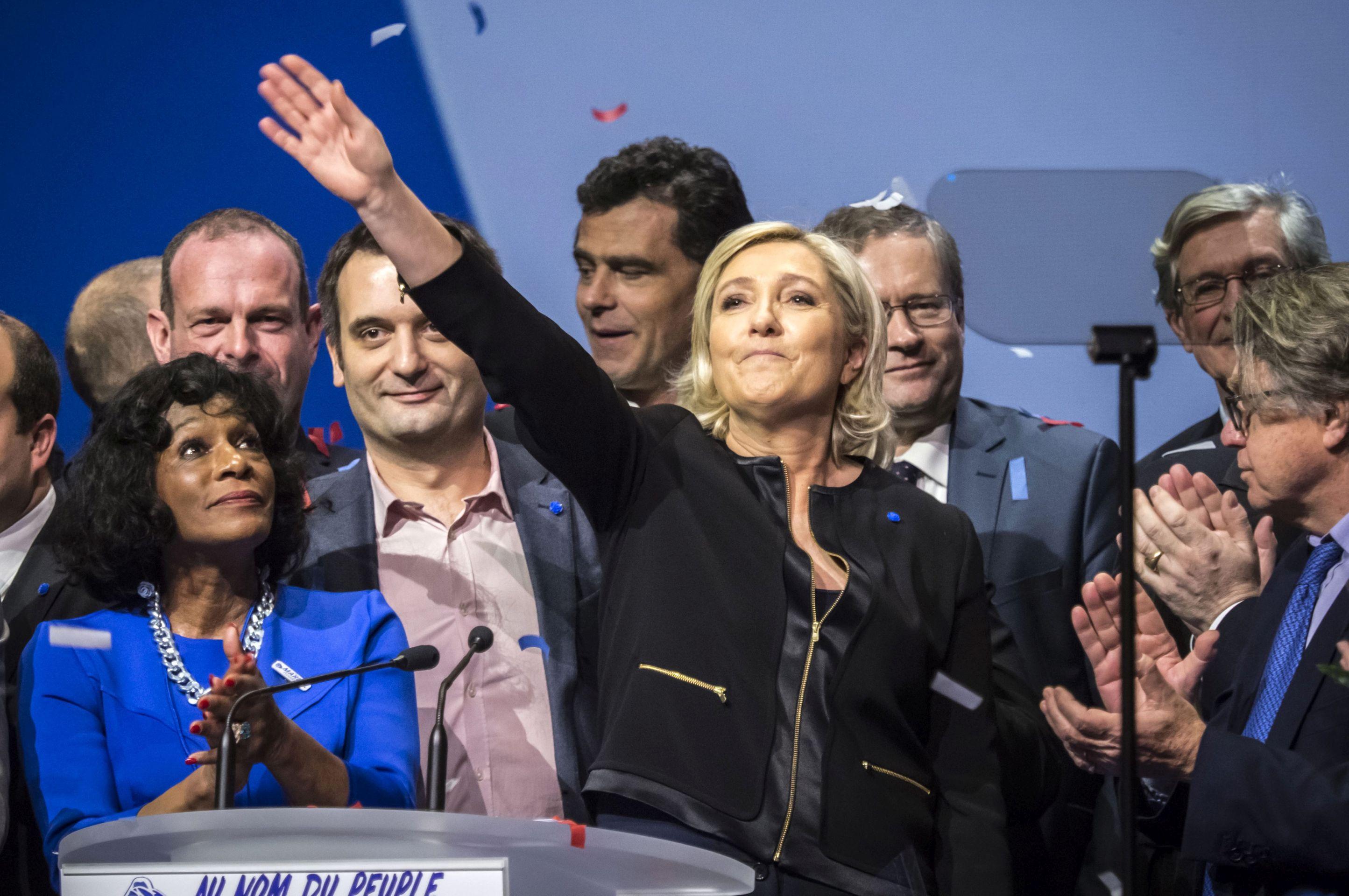 Le Pen protiv EU-a, migranata, globalizacije