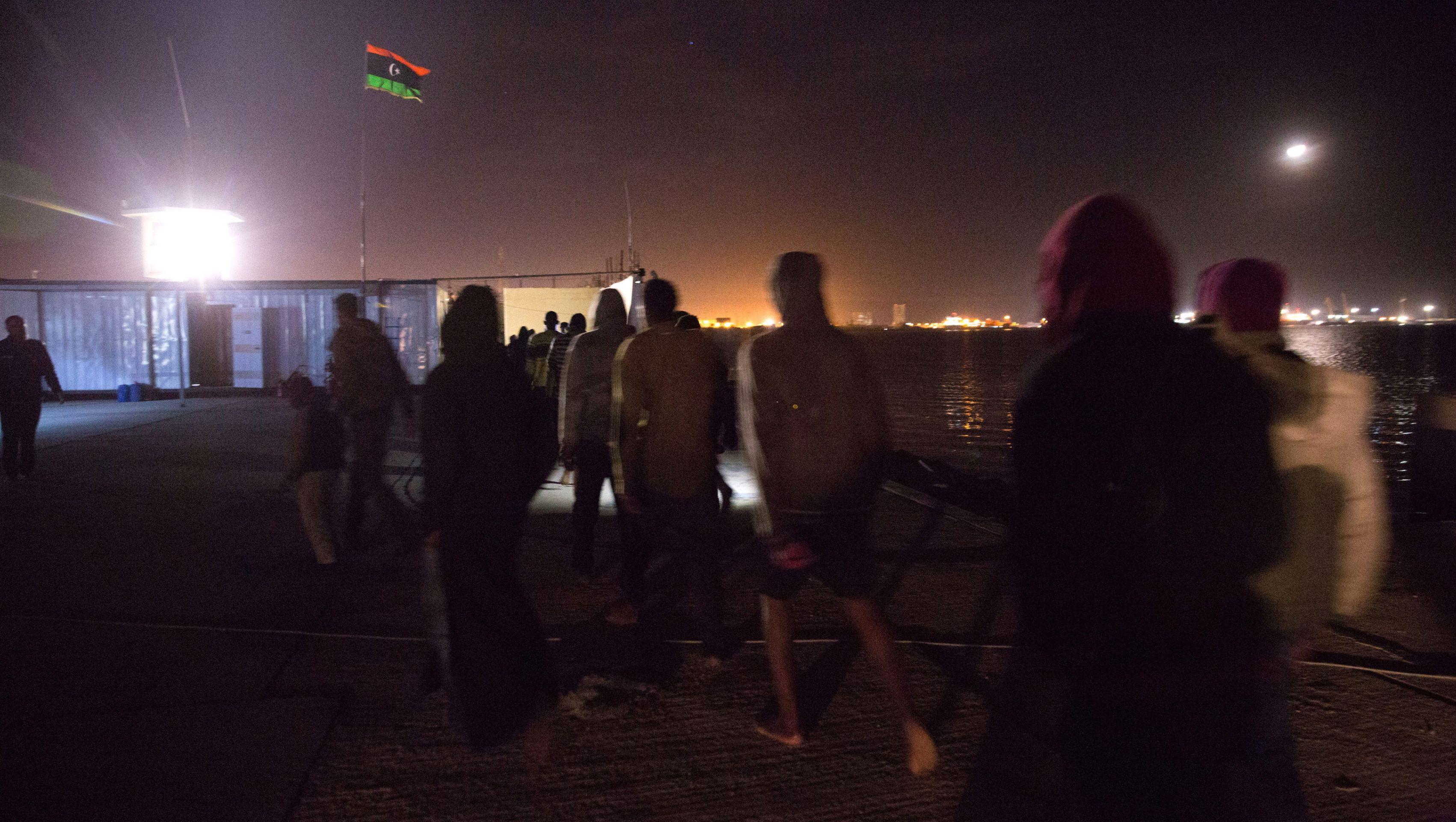 Ovog vikenda na Sredozemlju spašeno oko 1.500 migranata