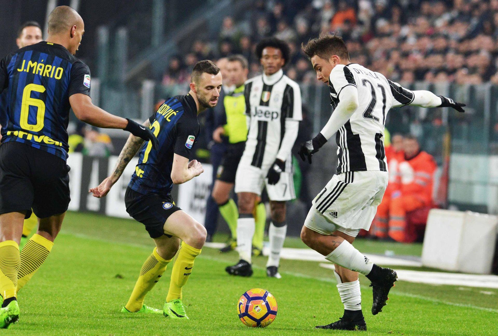 Juventusu 'derby d'Italia', Perišić isključen