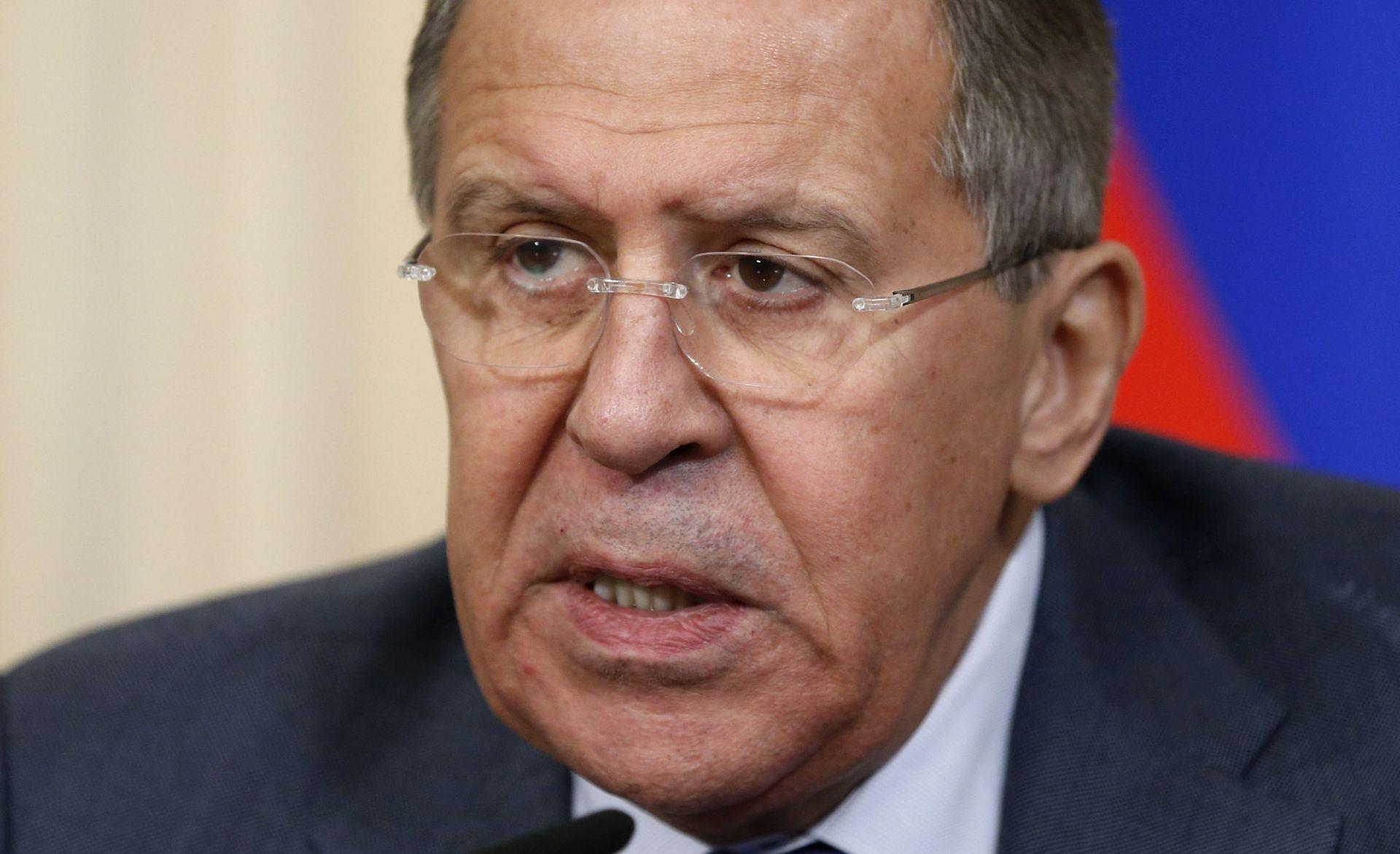 VIDEO: Sergei Lavrov se sastao s turskim kolegom