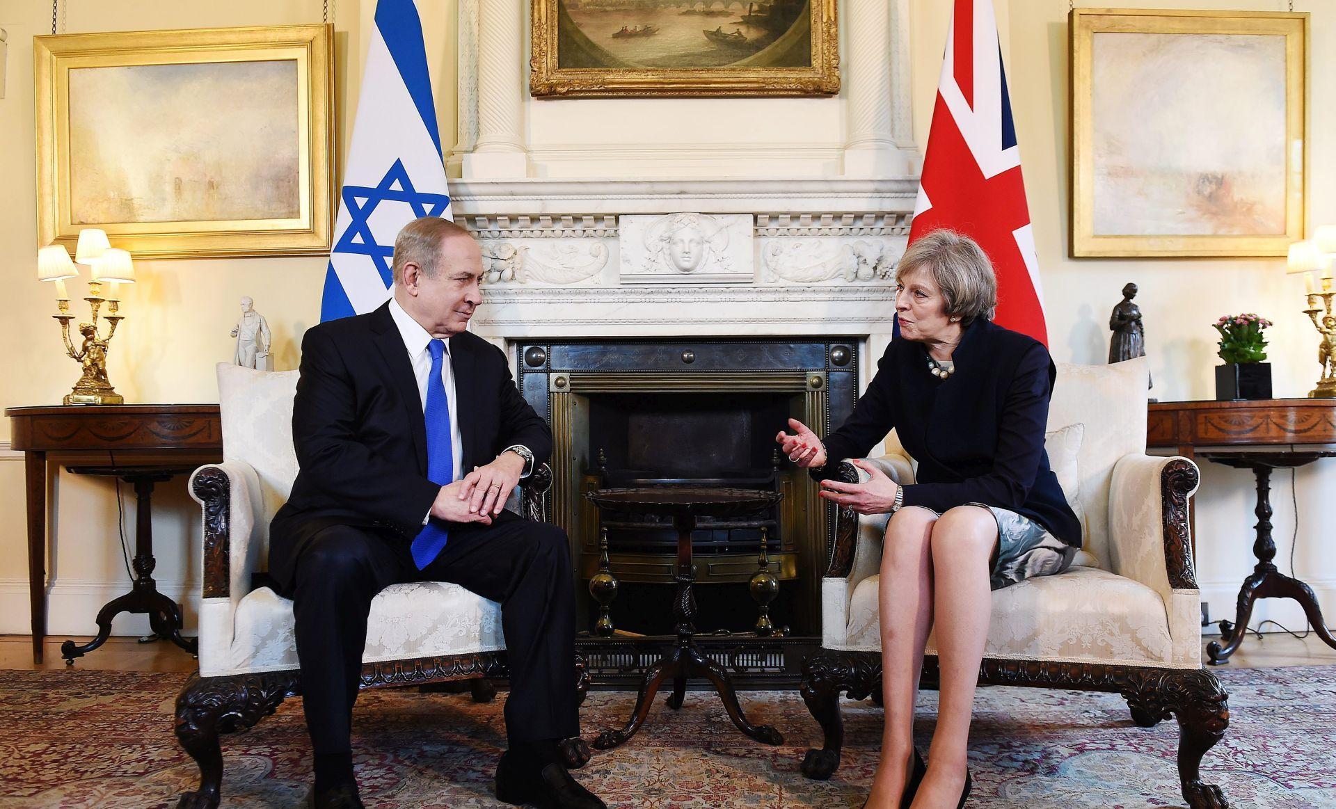Netanyahu traži potporu za nove sankcije Iranu