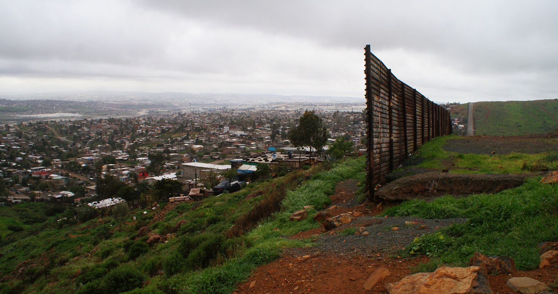 Trumpov zid prijeti divljim životinjama duž američko-meksičke granice