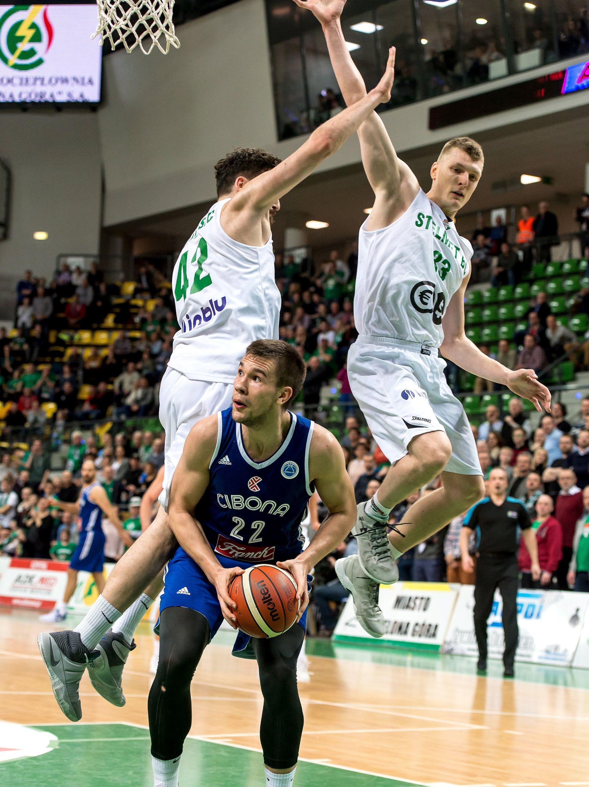 FIBA EUROPA KUP Uvjerljiva pobjeda Cibone u Poljskoj