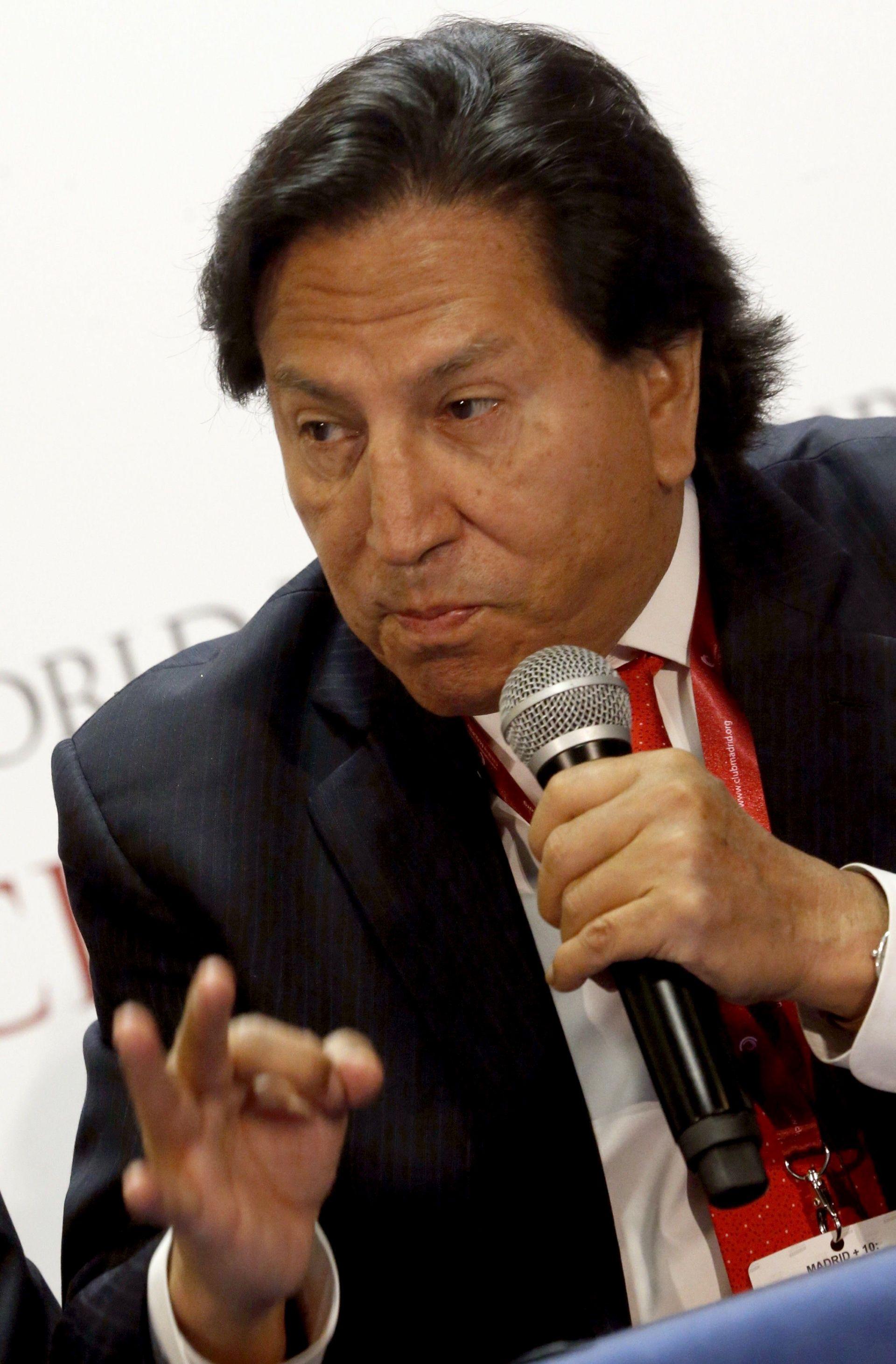 Izrael neće primiti bivšeg peruanskog predsjednika Toleda kojeg traže zbog korupcije