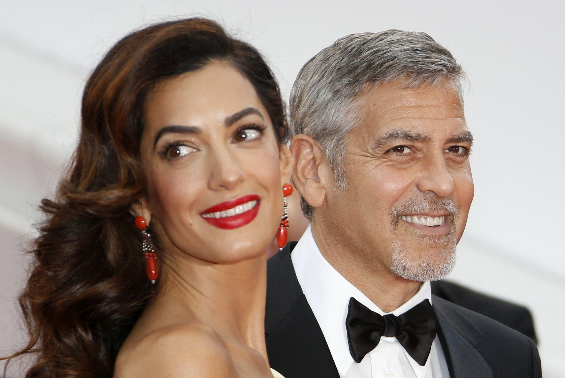 Clooney prijeti tužbom listu koji je objavio fotografije blizanaca