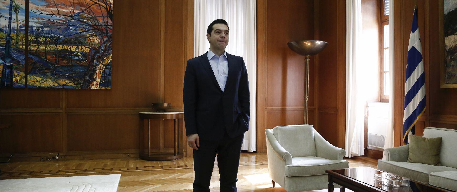 """Cipras poziva MMF i Schaublea da se prestanu """"igrati vatrom"""""""