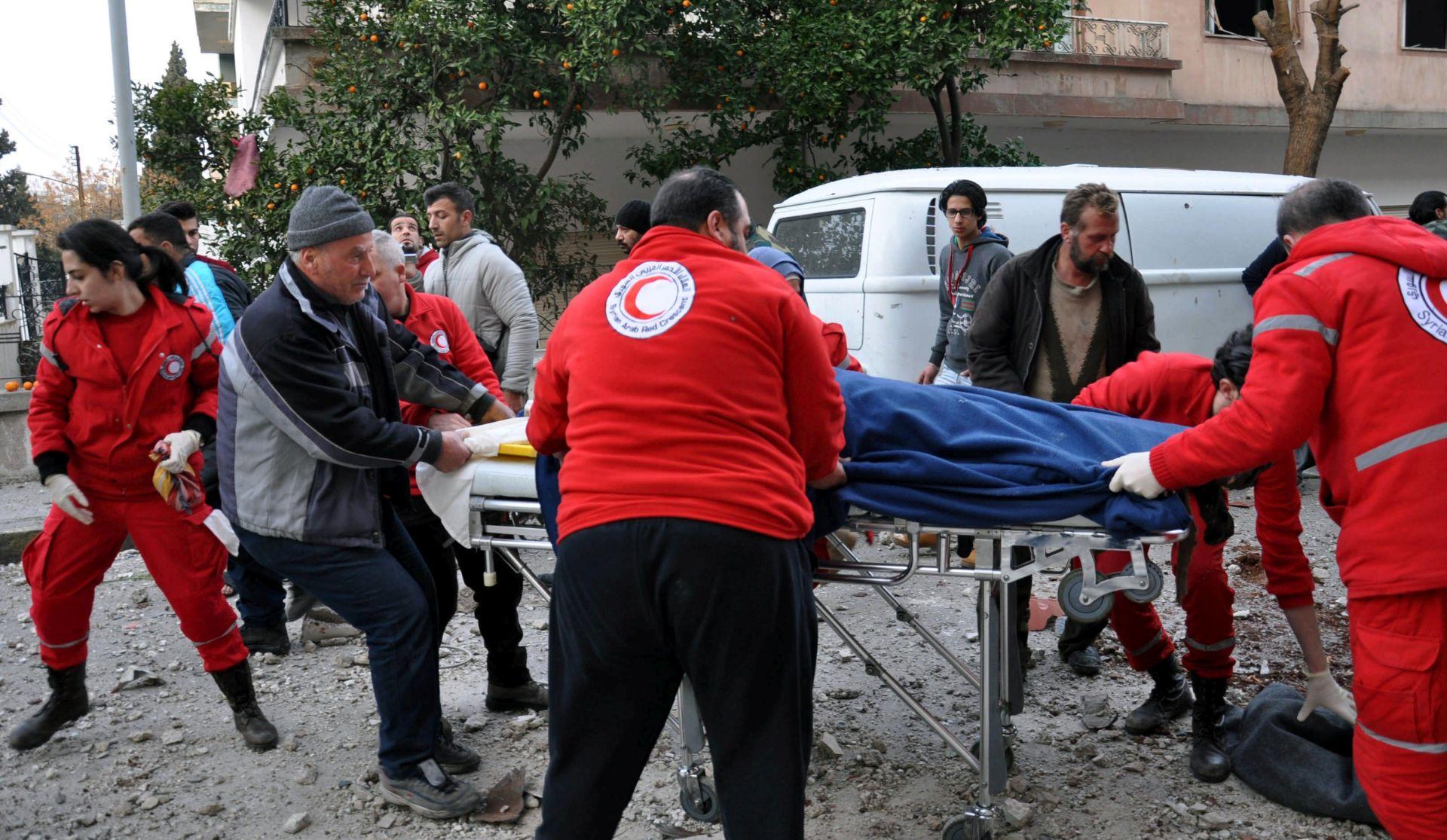 Damask će odgovoriti na samoubilačke napade u Homsu
