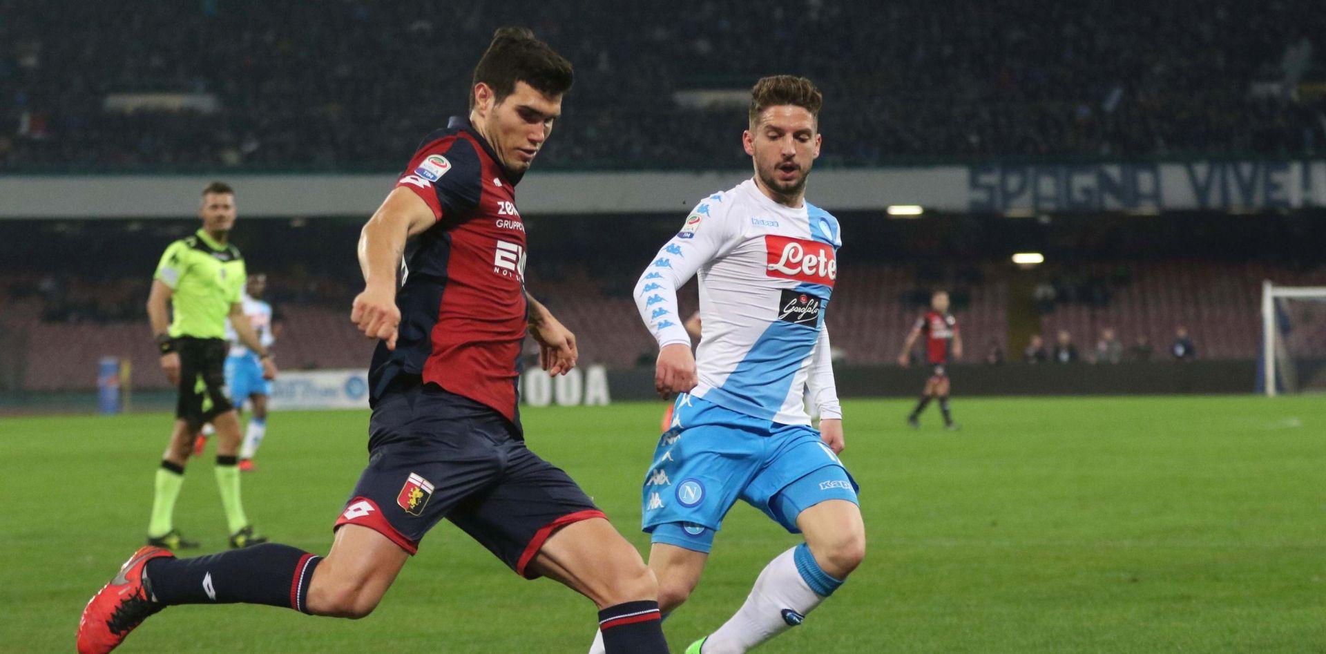 SERIE A Napoli bolji od Genoe, Rog dobio 15 minuta