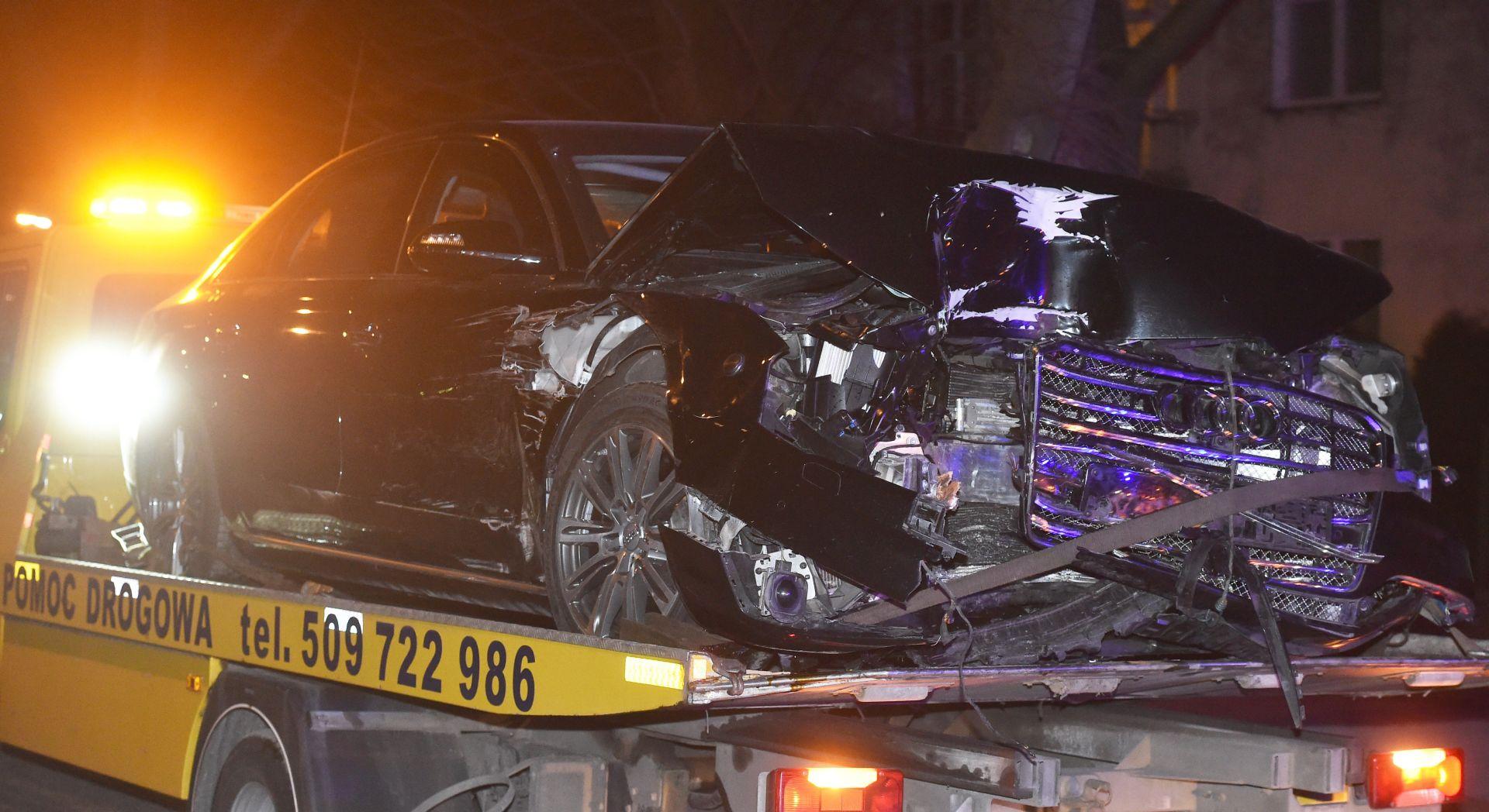 Poljska premijerka hospitalizirana nakon prometne nesreće