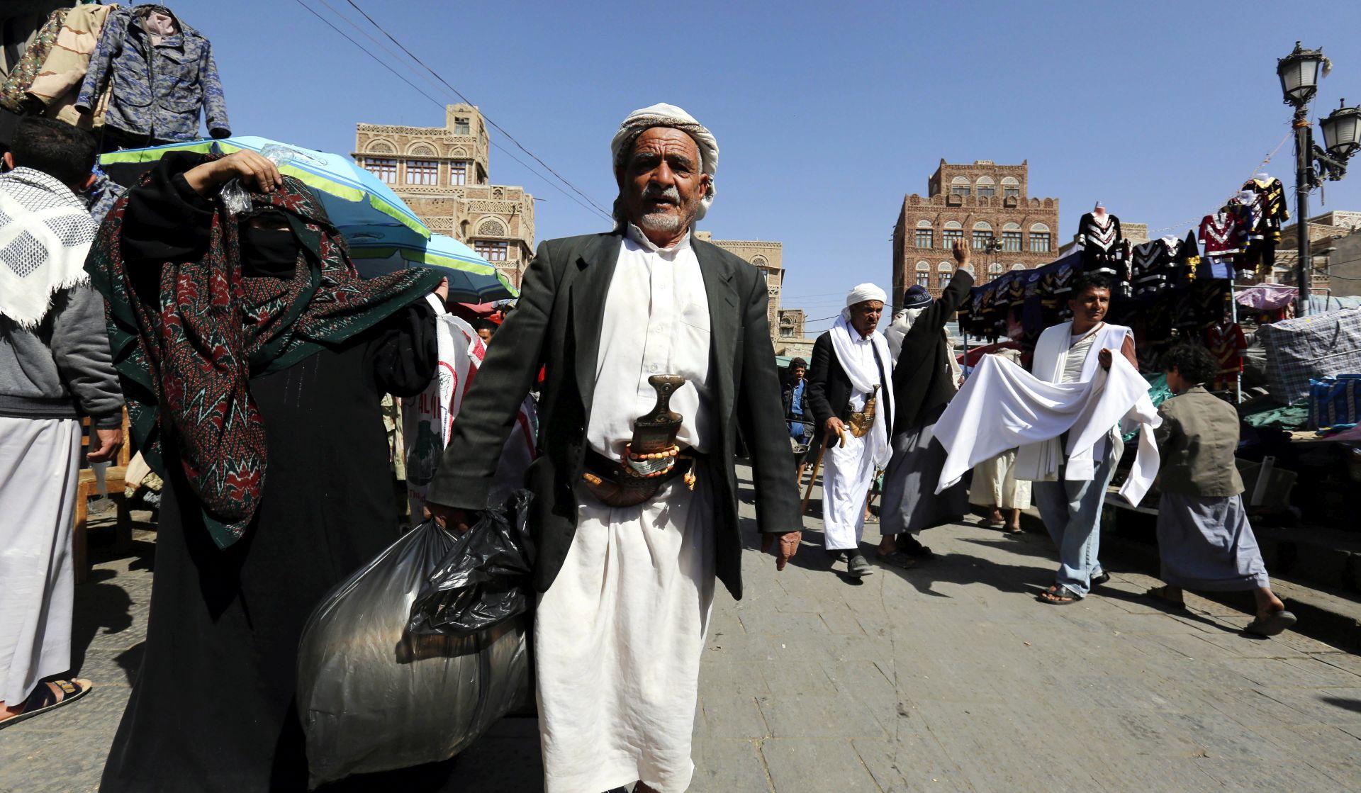 UN Jemenu prijeti glad