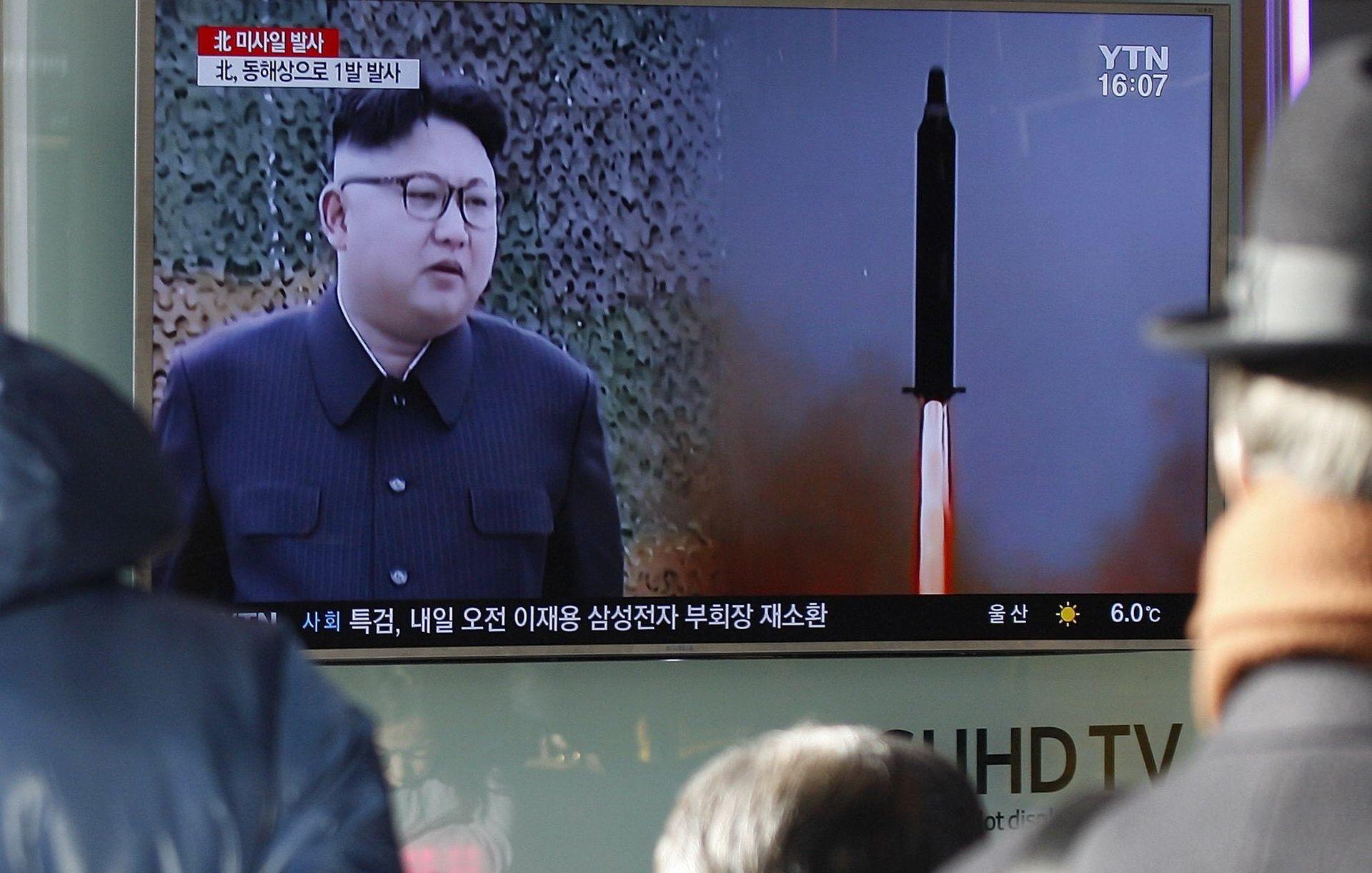Vijeće sigurnosti UN-a jednoglasno osudilo Sjevernu Koreju zbog lansiranja projektila