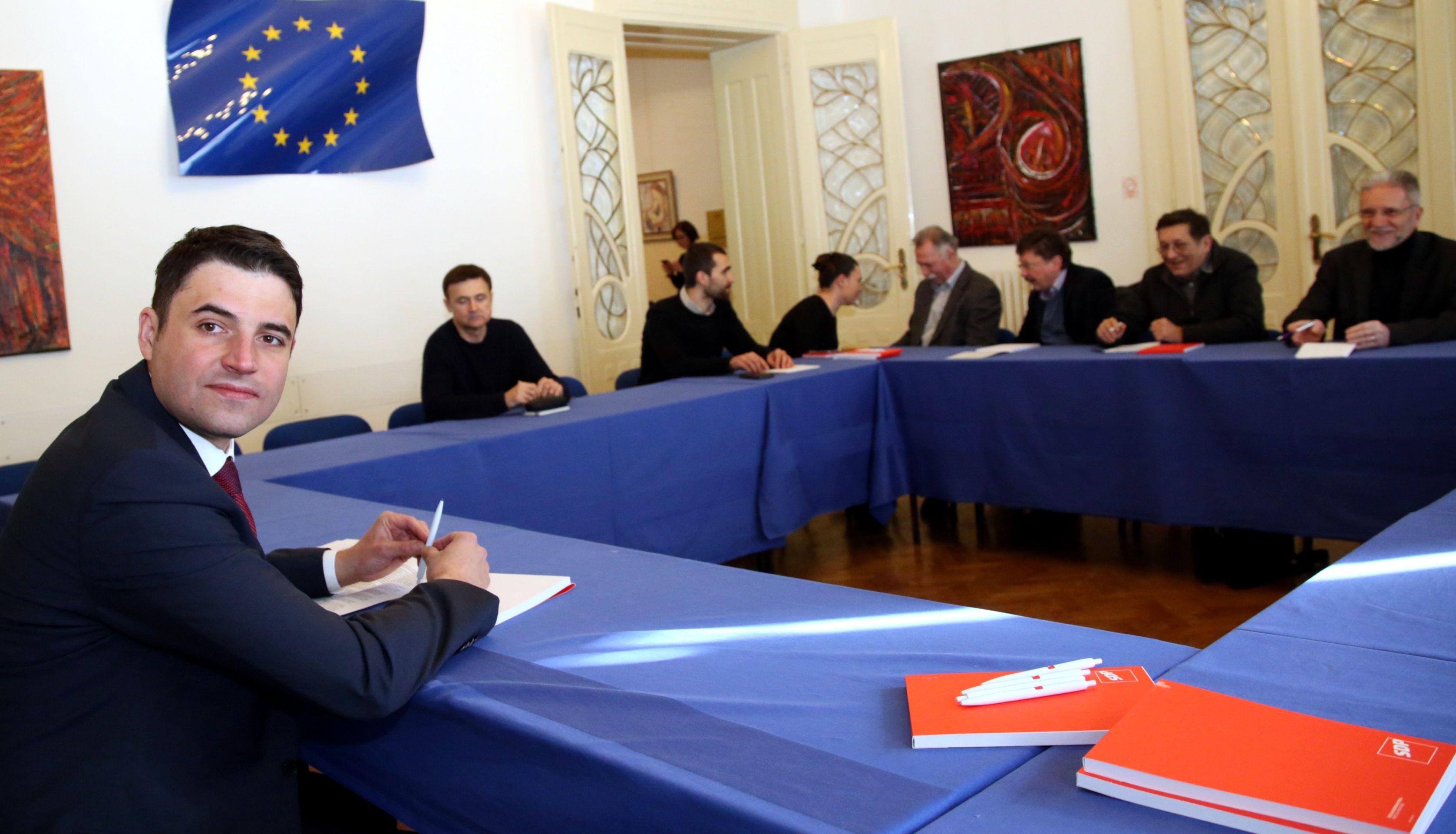 BERNARDIĆ 'Jedino ujedinjena opozicija pobjeđuje u Zagrebu'