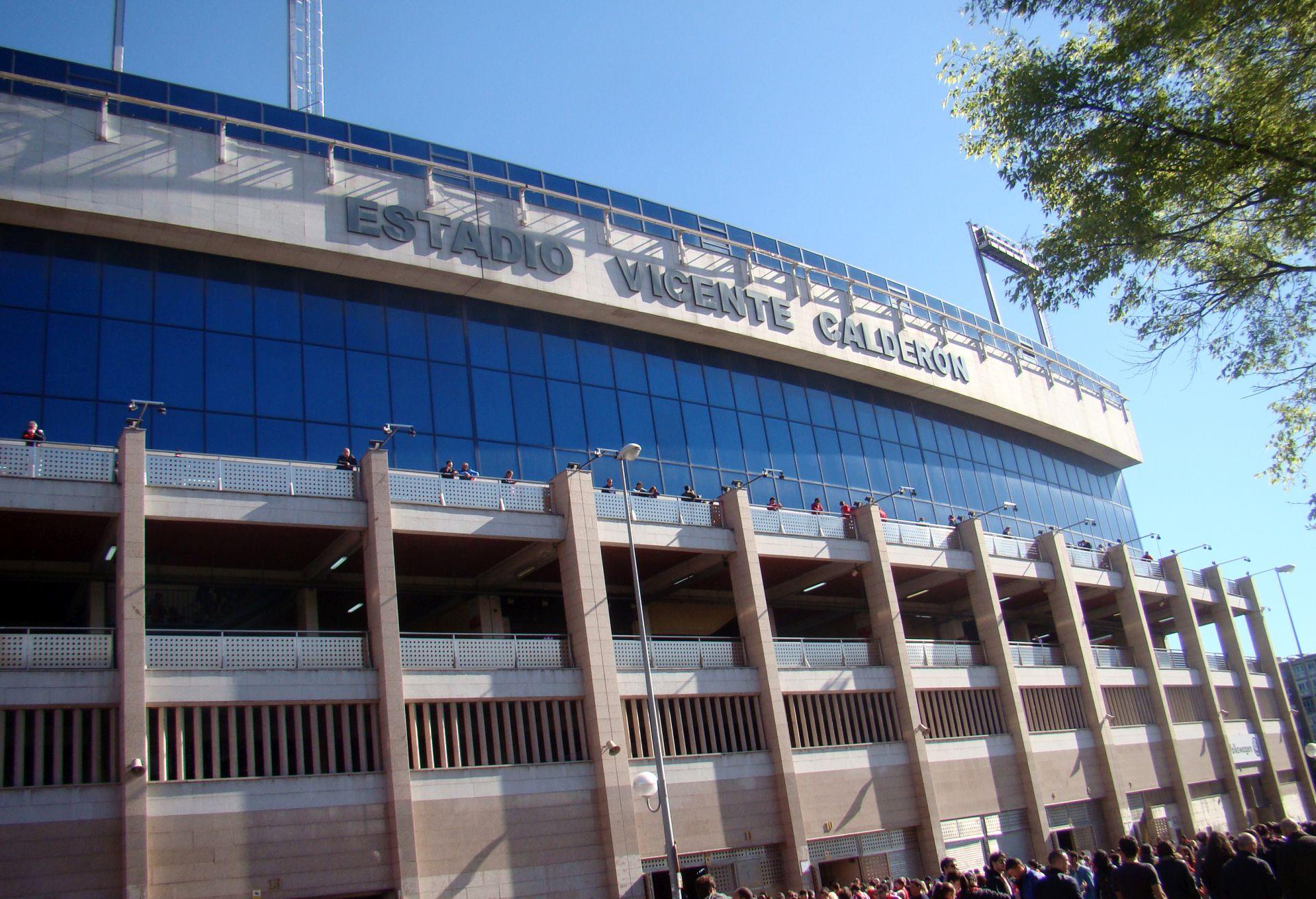 Ruši se legendarni stadion Vicente Calderon