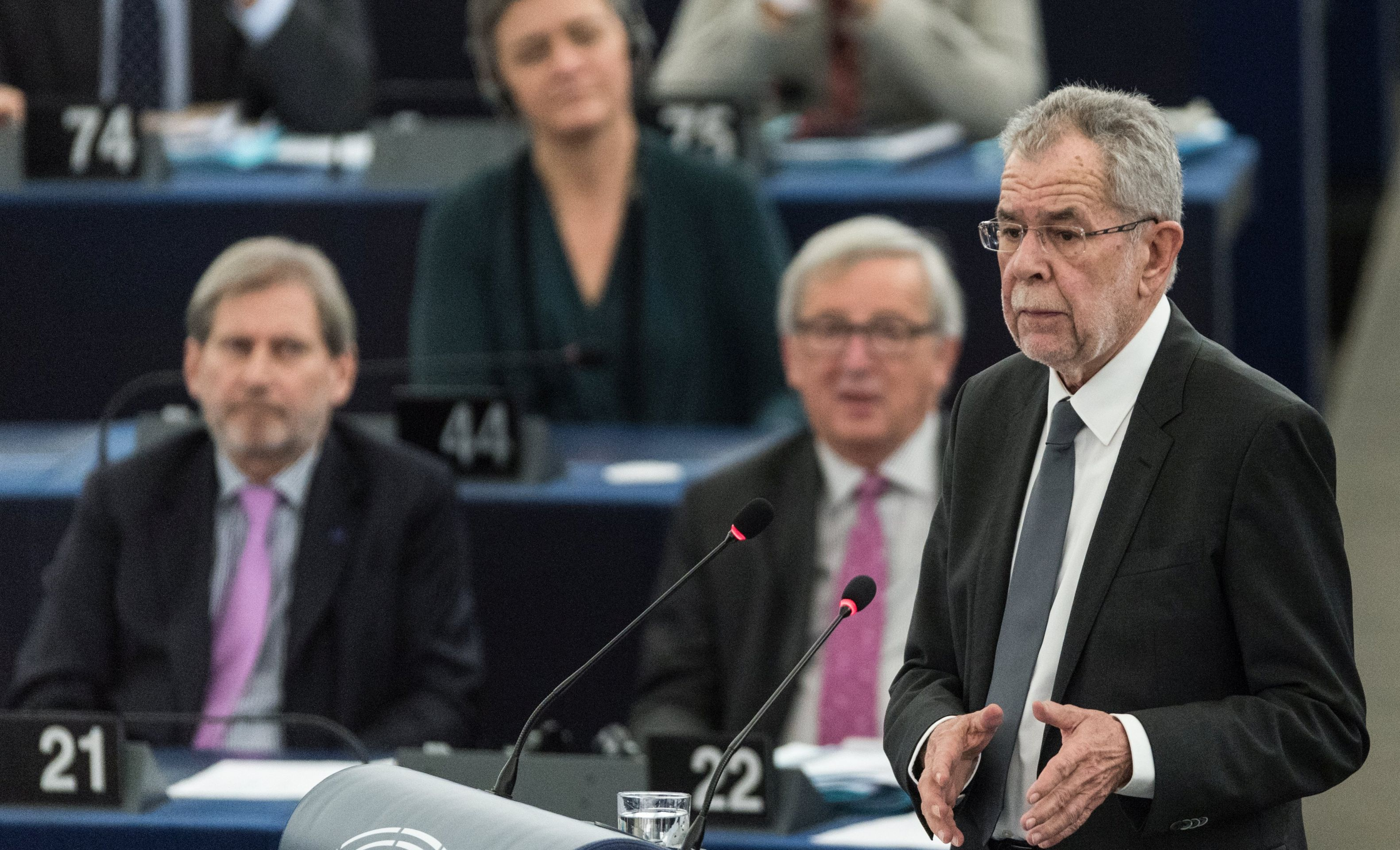 Austrijski predsjednik stiže u službeni posjet Hrvatskoj