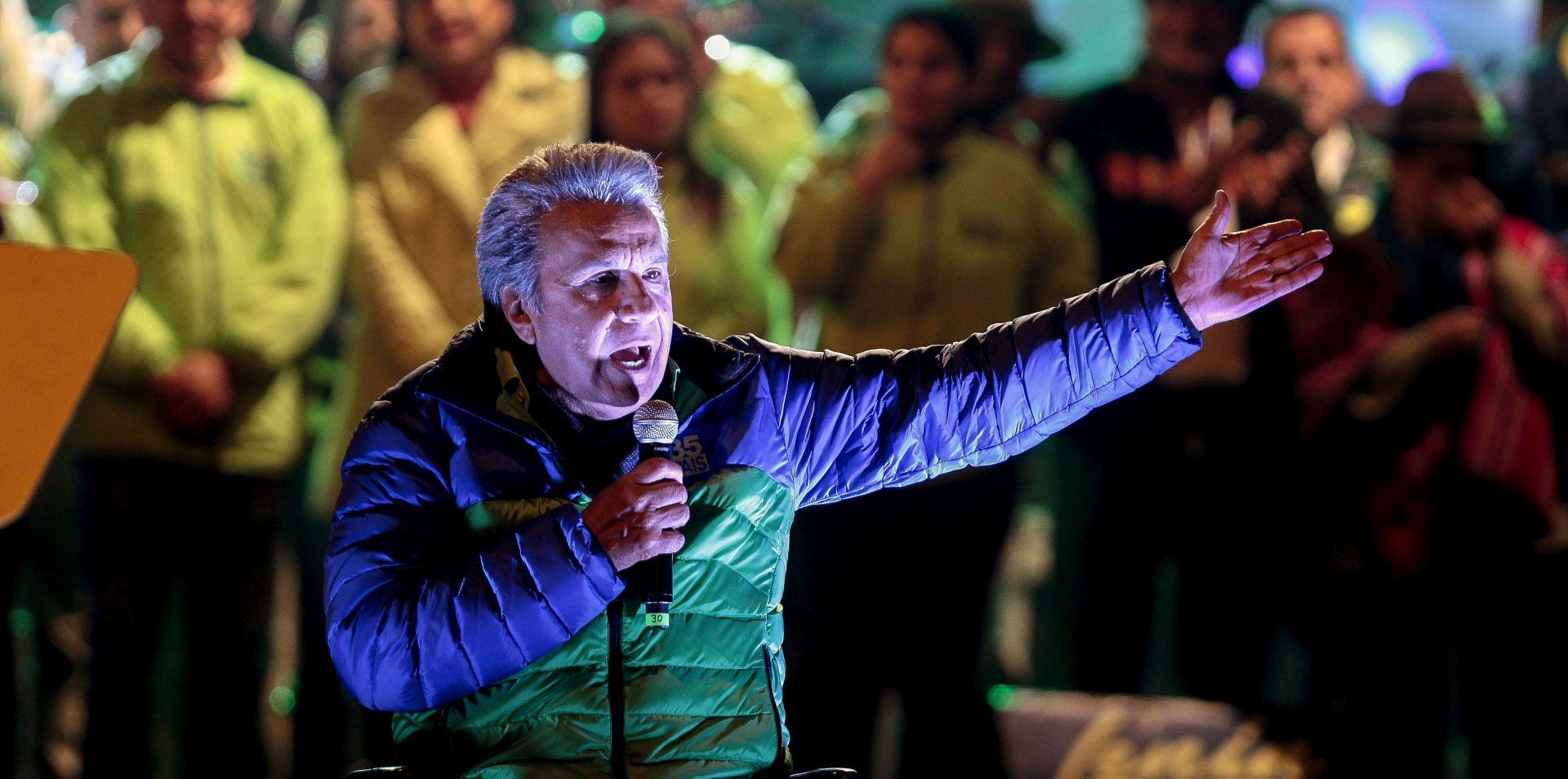 Ekvador bira novog predsjednika