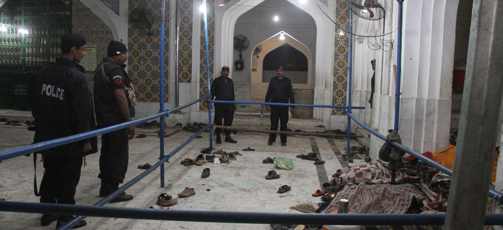 ODGOVOR NA SAMOUBILAČKI NAPAD Pakistanske snage ubile više od 30 militanata