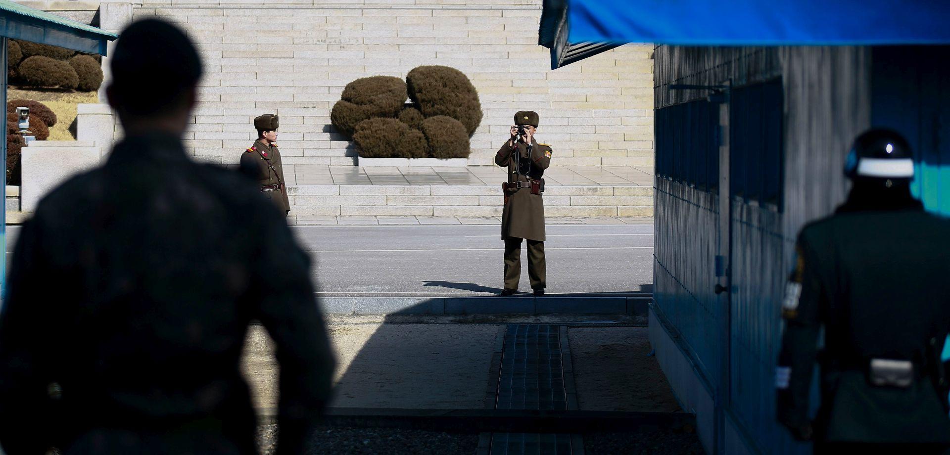 """JUŽNA KOREJA """"Iza ubojstva Kim Jong-nama stoji sjevernokorejski režim"""""""