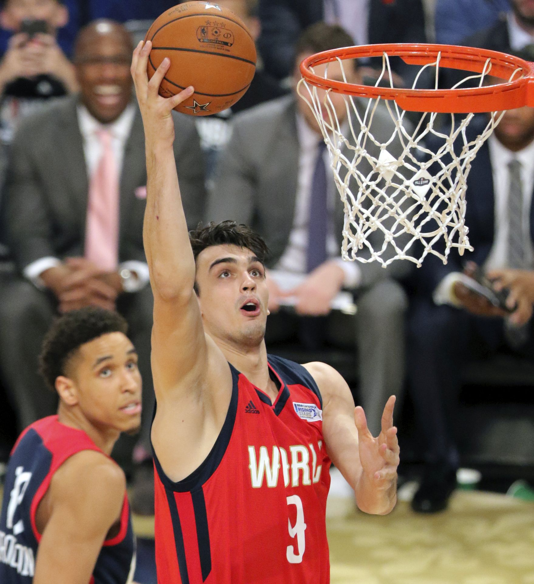 NBA Šarićevih 17 koševa u pobjedi Svijeta nad SAD-om