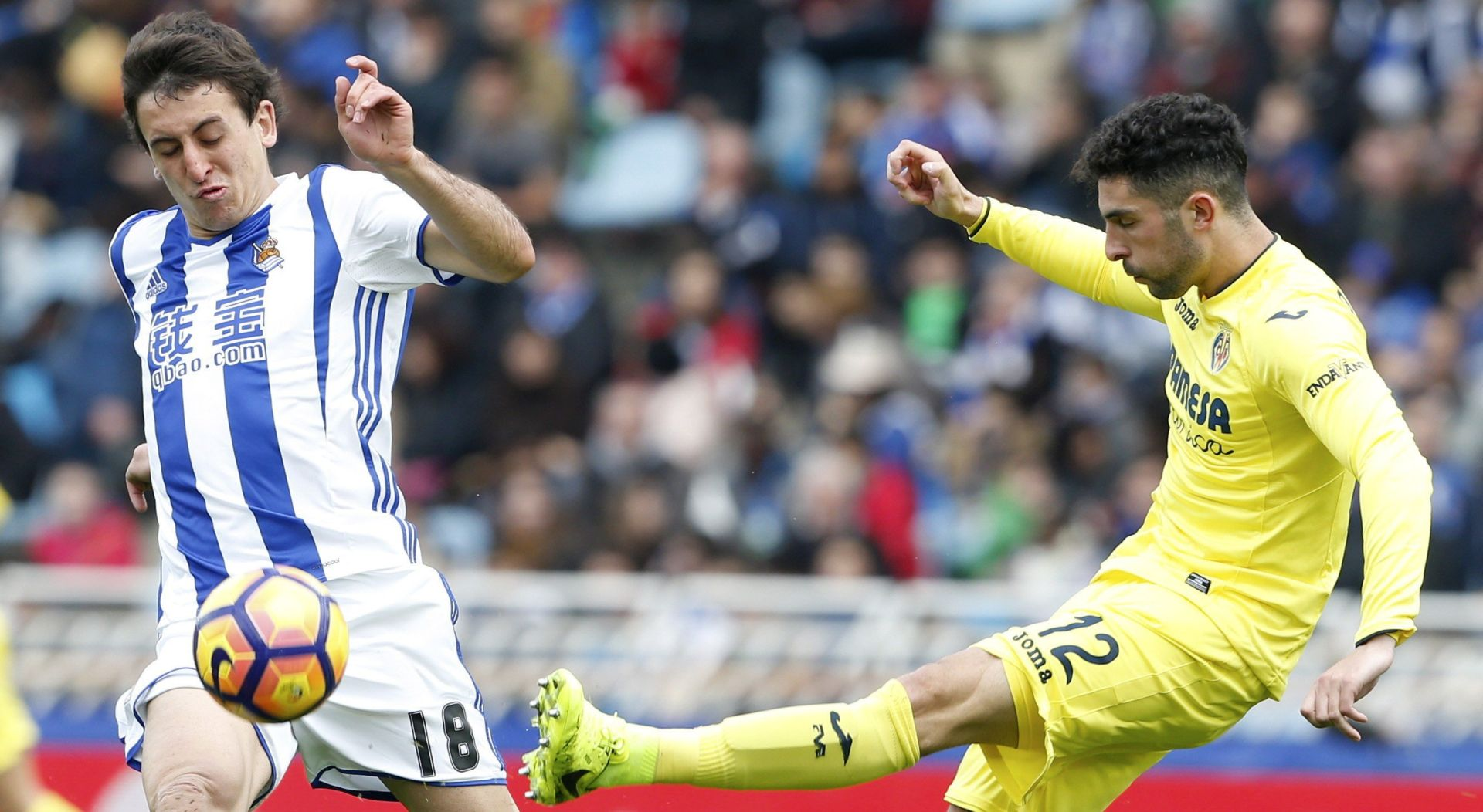 PRIMERA Villarreal do tri boda u četvrtoj minuti nadoknade