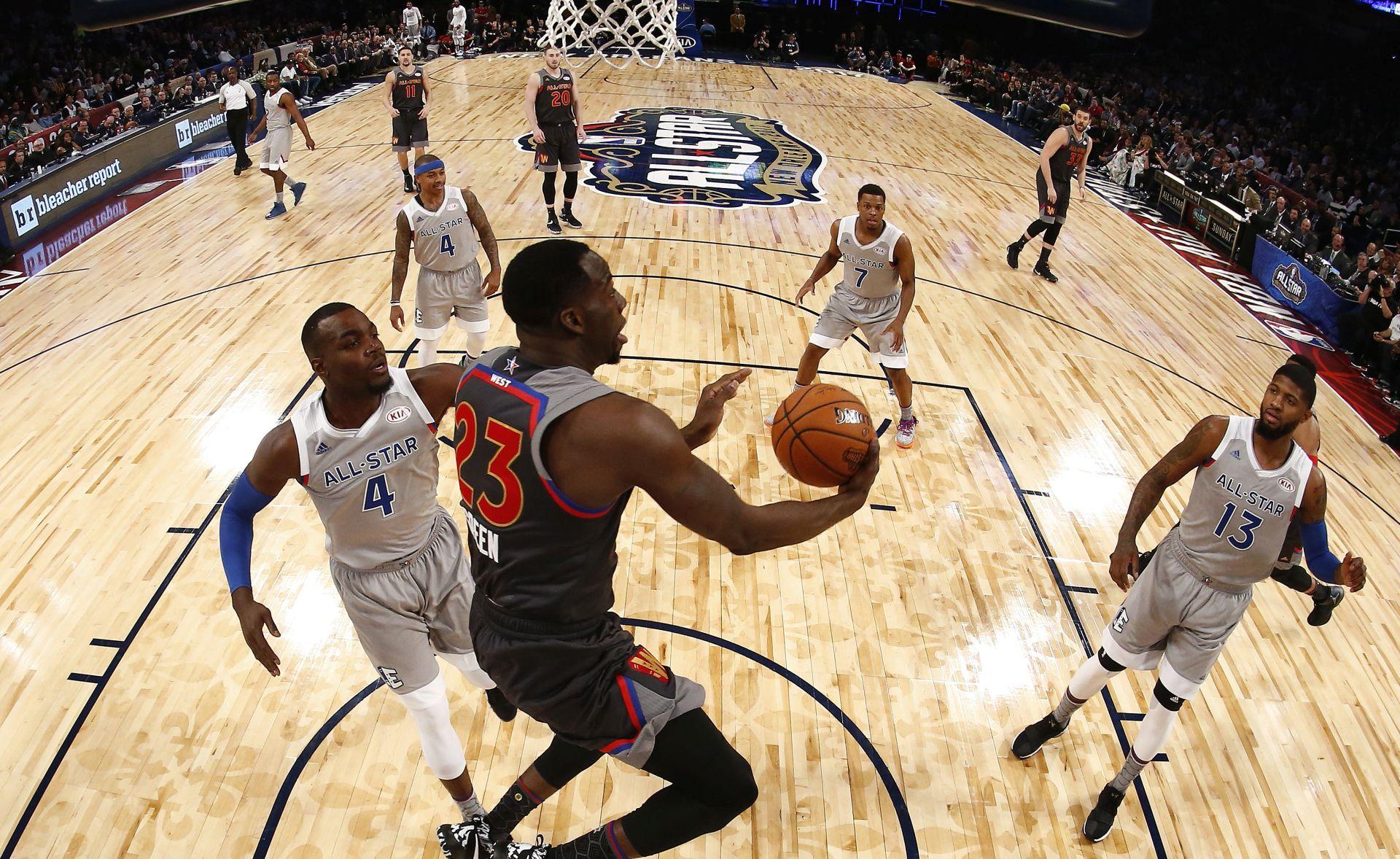 KRAJ ISTOKA PROTIV ZAPADA: NBA mijenja format izbora igrača za All Star utakmicu