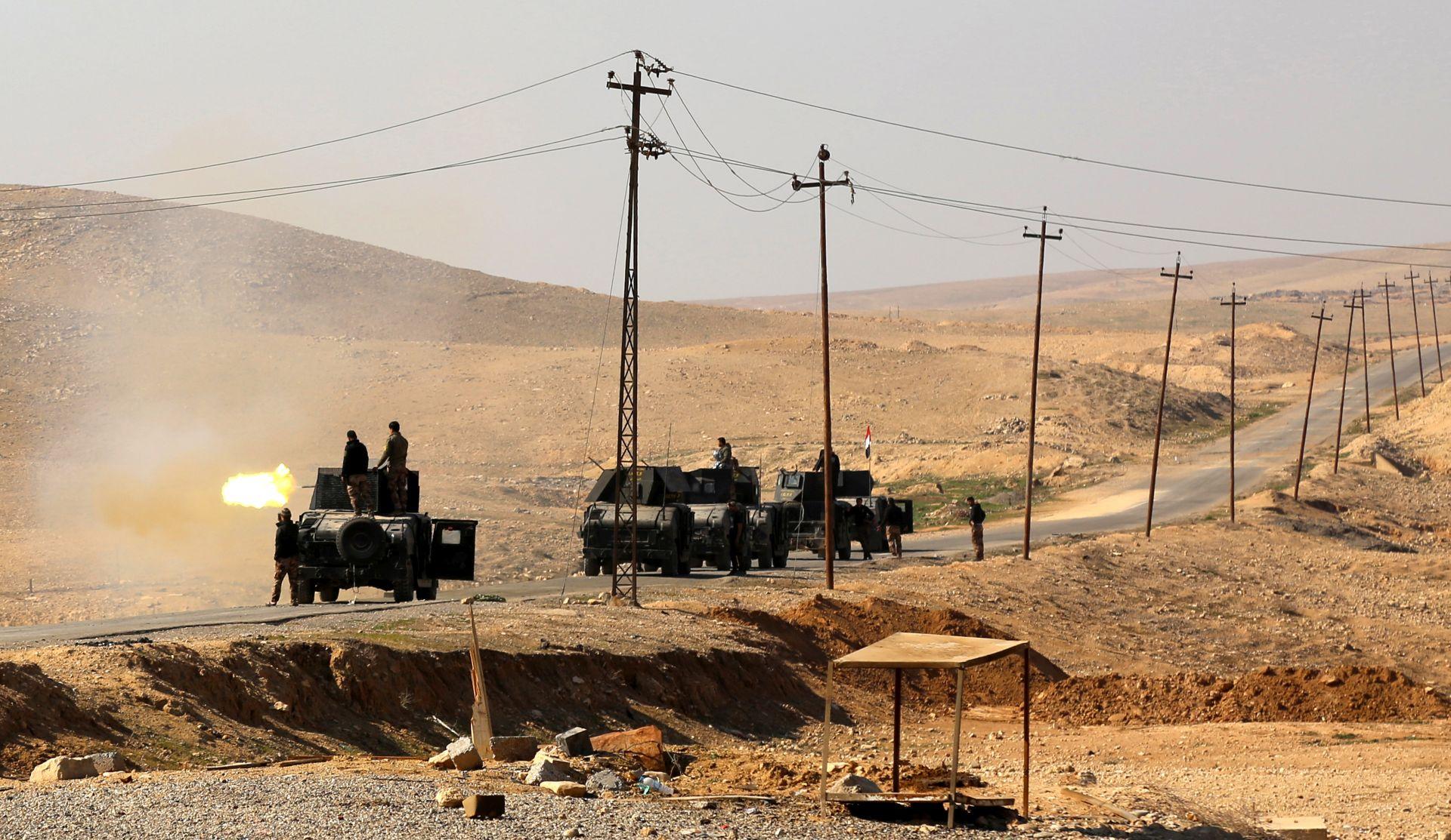 Iračke snage preuzele kontrolu nad zračnom lukom u Mosulu