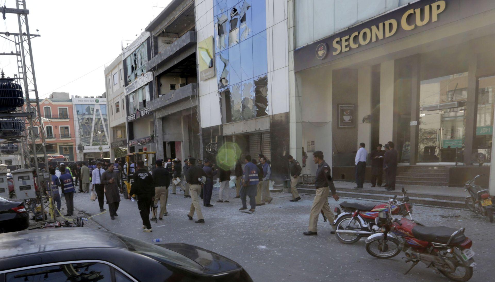 Napetosti u Pakistanu nakon niza bombaških napada