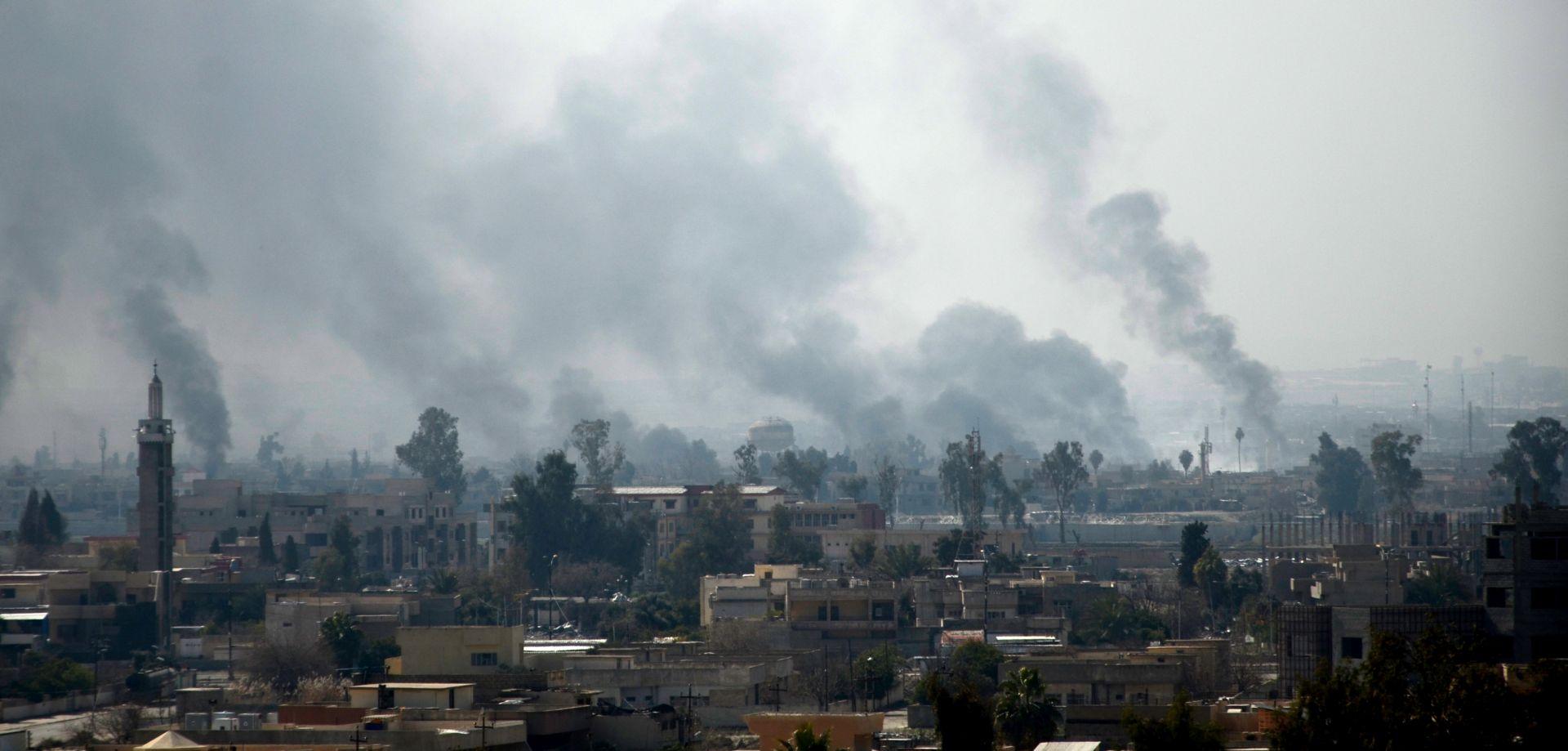 Iračko bombardiranje IS u Siriji vođeno u koordinaciji s Damaskom