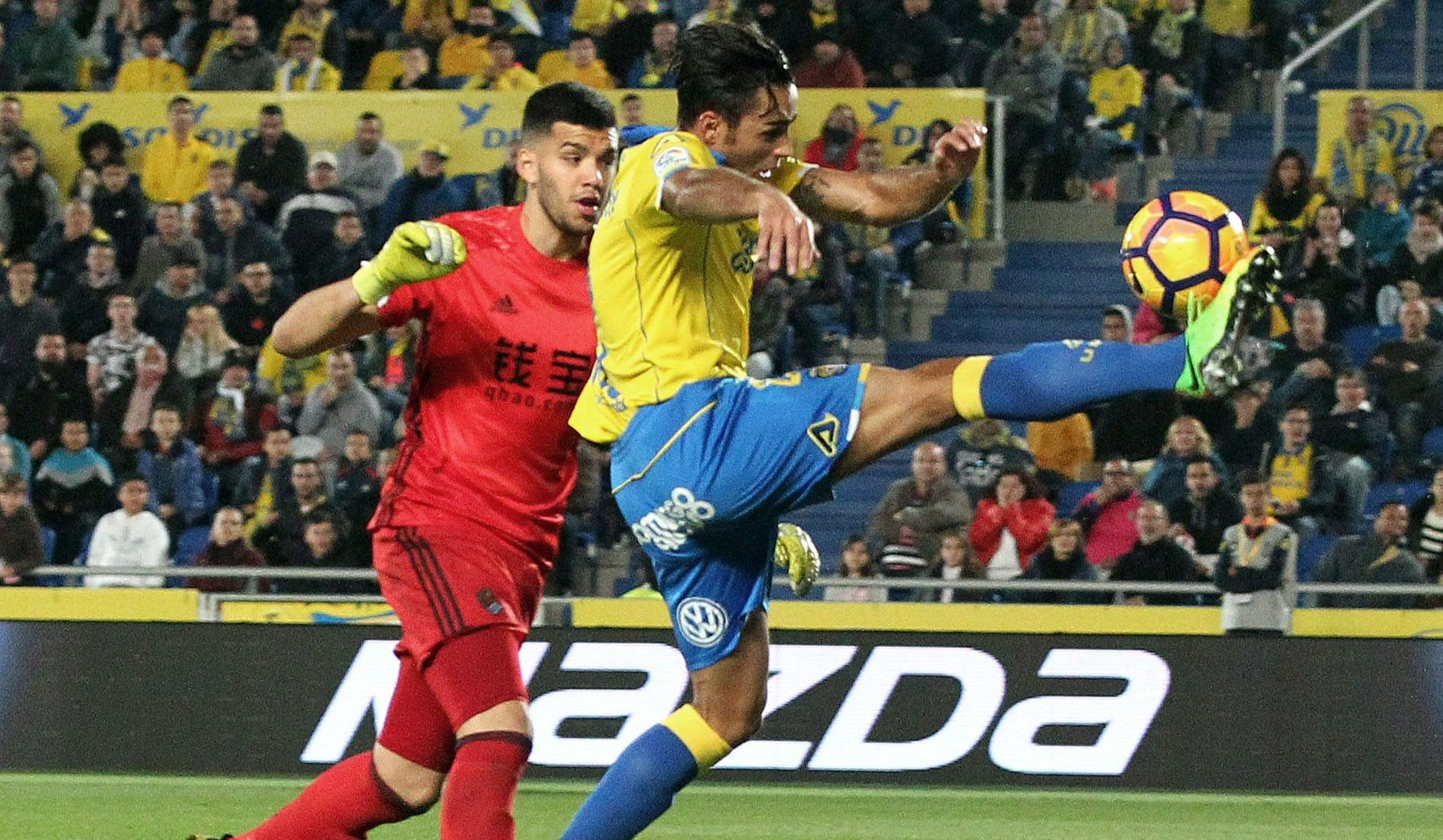 PRIMERA Minimalna pobjeda Real Sociedada, Halilović dobio 12 minuta