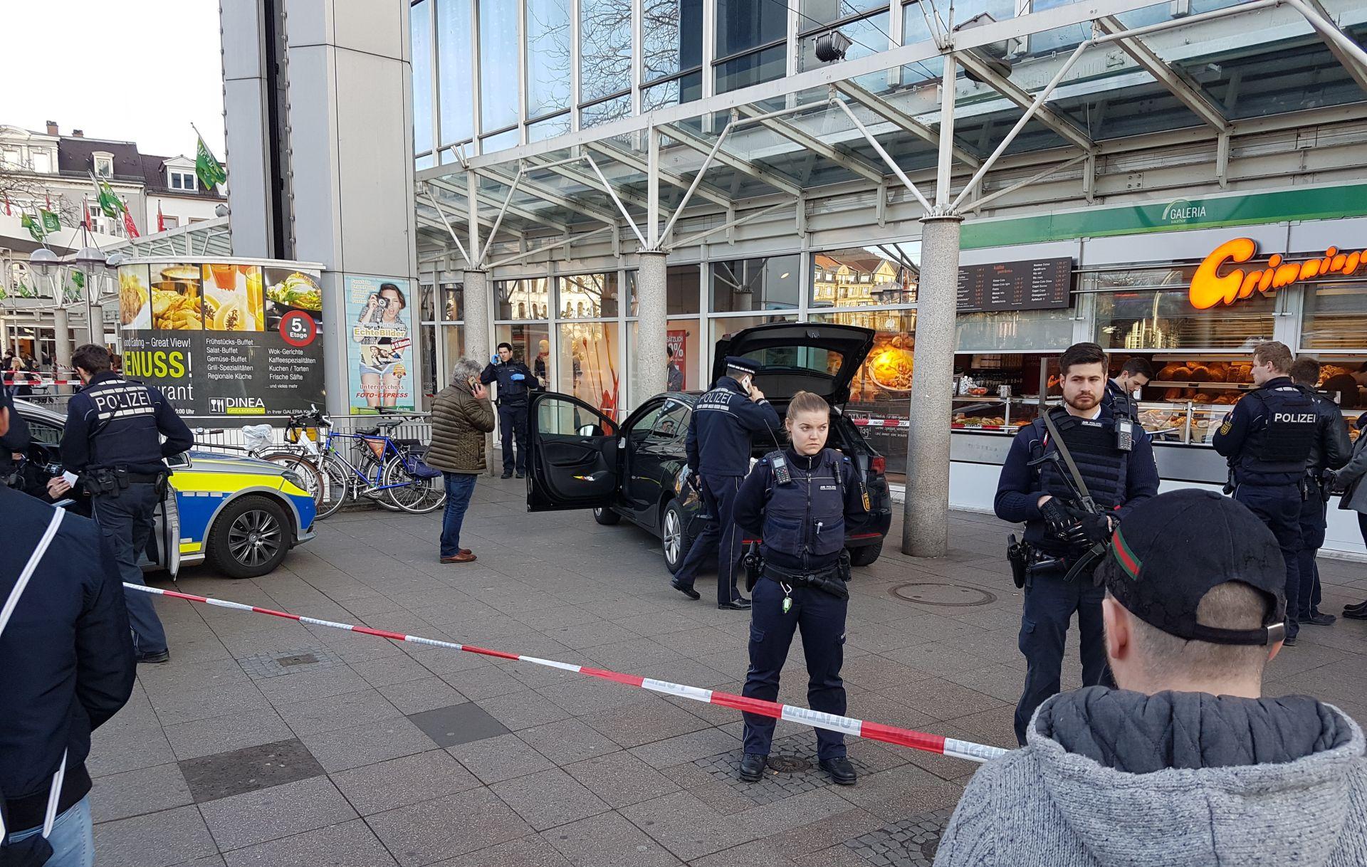 Njemačka policija odbila komentirati pozadinu napada u Heidelbergu