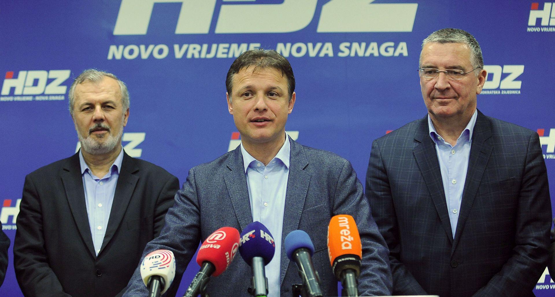 Jandroković vjeruje u pobjedu HDZ-a u Splitsko-dalmatinskoj županiji i Splitu