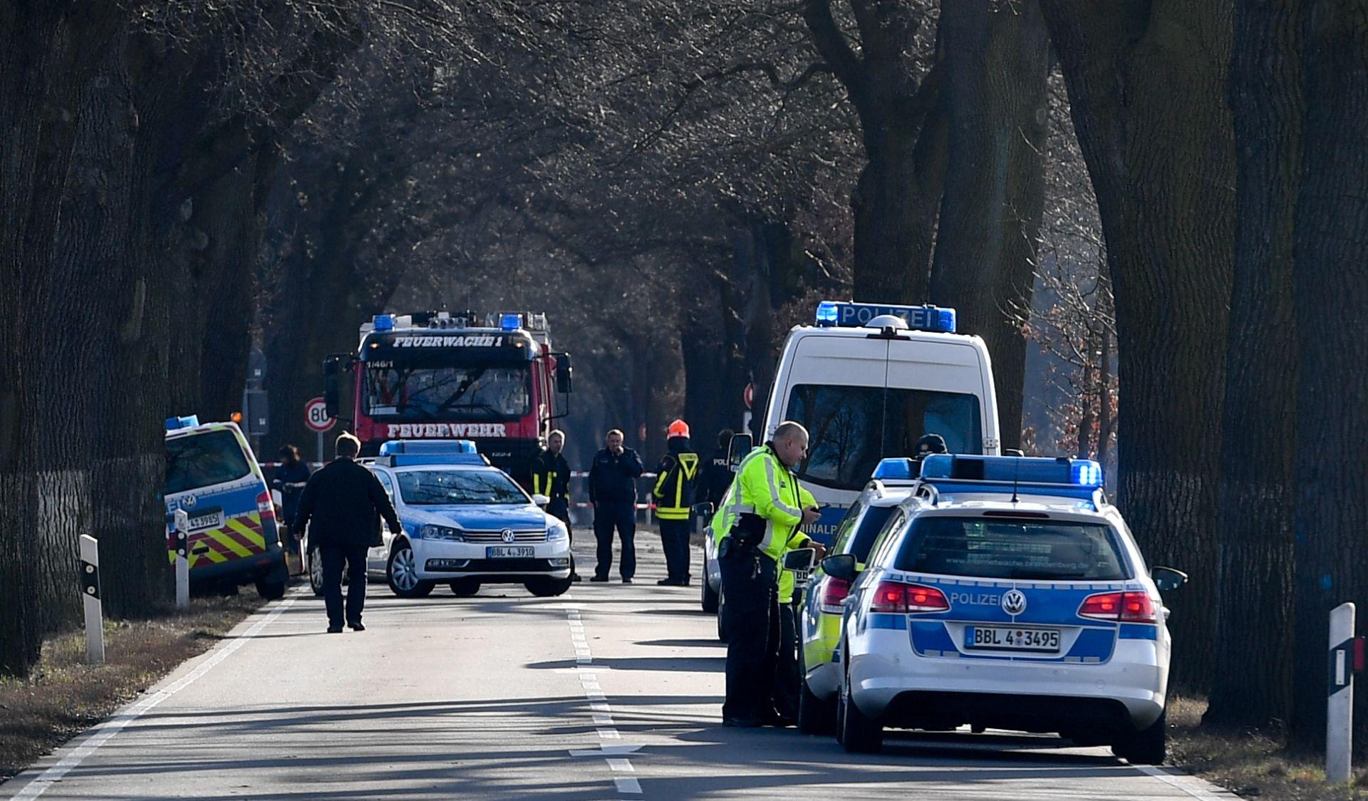 U Njemačkoj osumnjičeni za ubojstvo usmrtio dva policajca