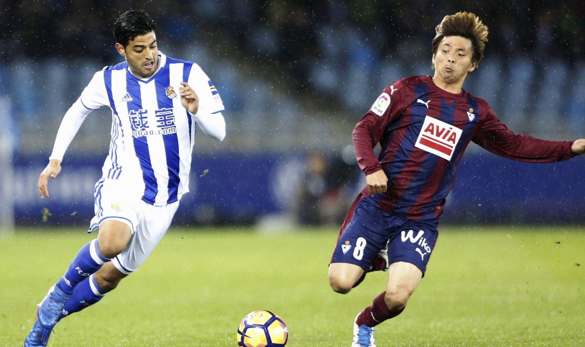 Real Sociedad – Eibar 2-2