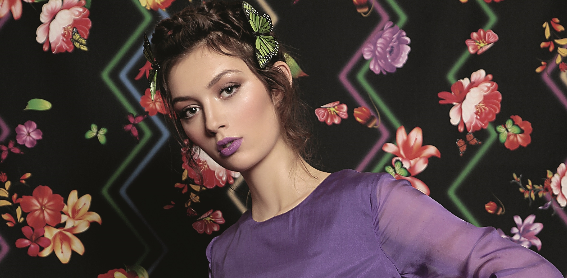 FOTO: Eksplozija boja i mirisne torbice u novoj kolekciji Hippy Gardena