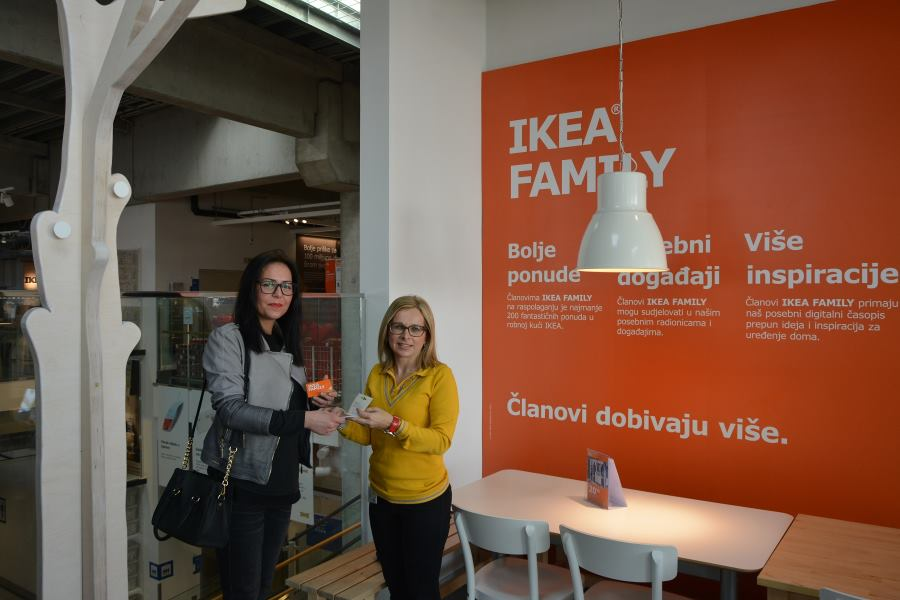 IKEA FAMILY program ima 200 tisuća članova u Republici Hrvatskoj  NACIONAL HR