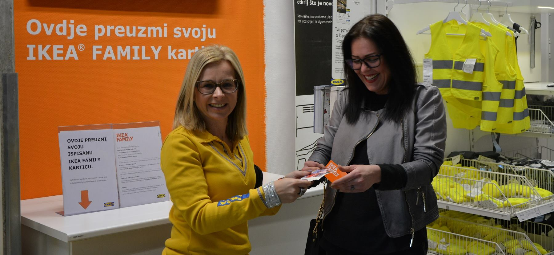 IKEA FAMILY program ima 200 tisuća članova u Republici Hrvatskoj