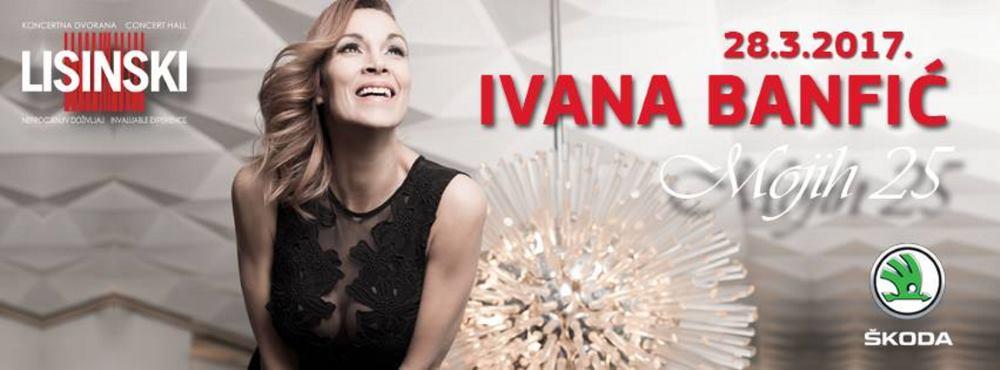 Ivana Banfić, KD Lisinski
