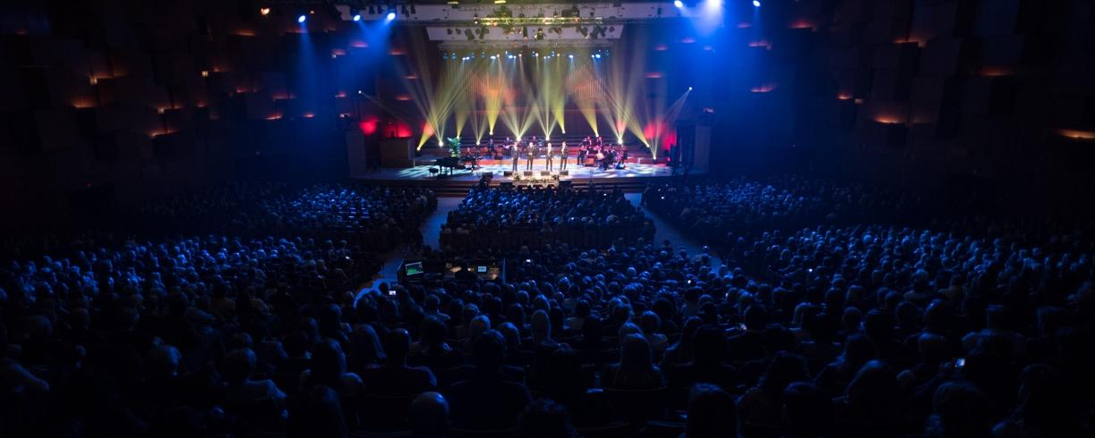 FOTO: Hrvatska liga protiv raka koncertom obilježila 50 godina djelovanja