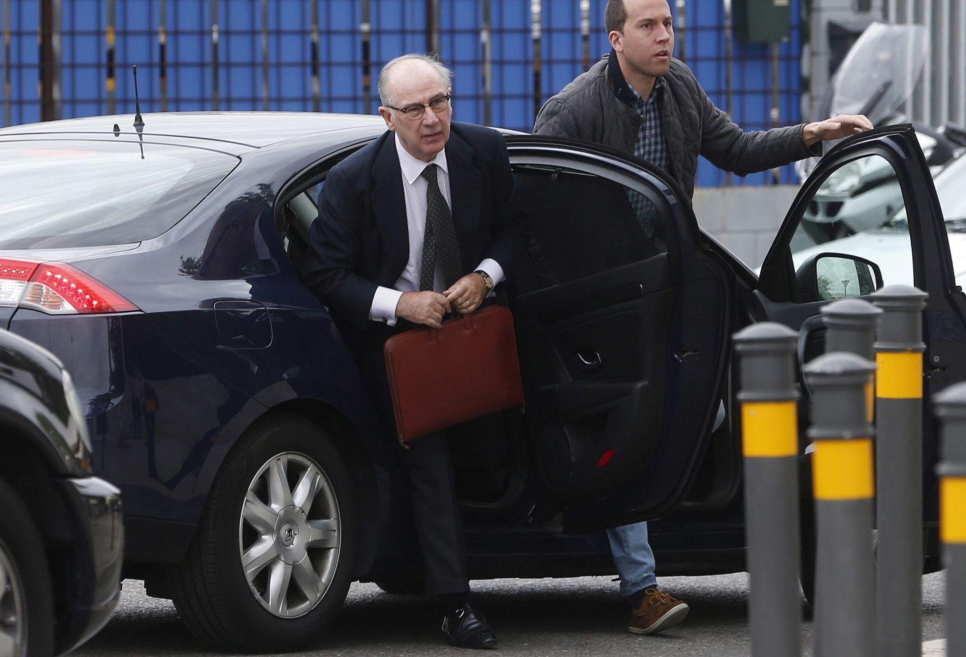 Bivši direktor MMF-a Rodrigo Rato osuđen na 4,5 godine zatvora