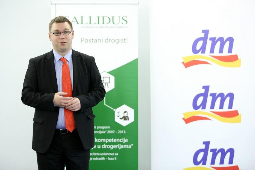 Marko Pavić, državni tajnik pri Ministarstvu rada