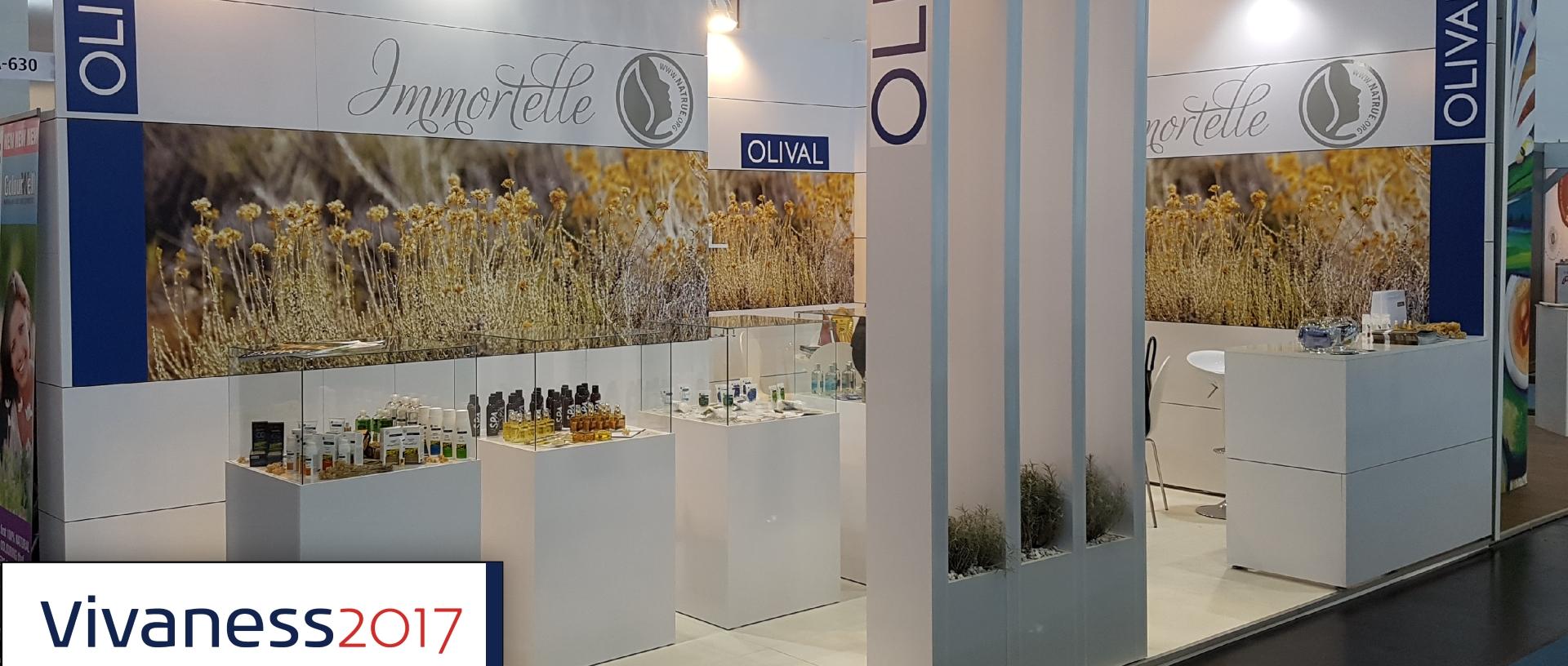 Olival se predstavio na Vivanessu, internacionalnom sajmu prirodne i organske kozmetike