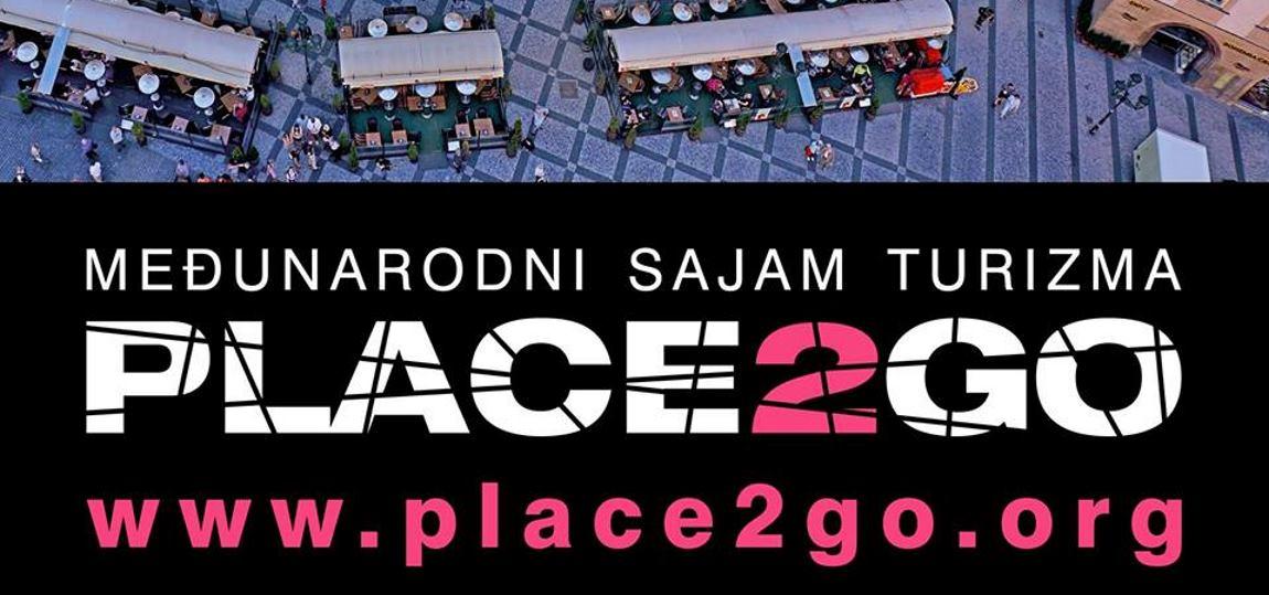 PLACE2GO Traje šesti po redu Međunarodni sajam turizma