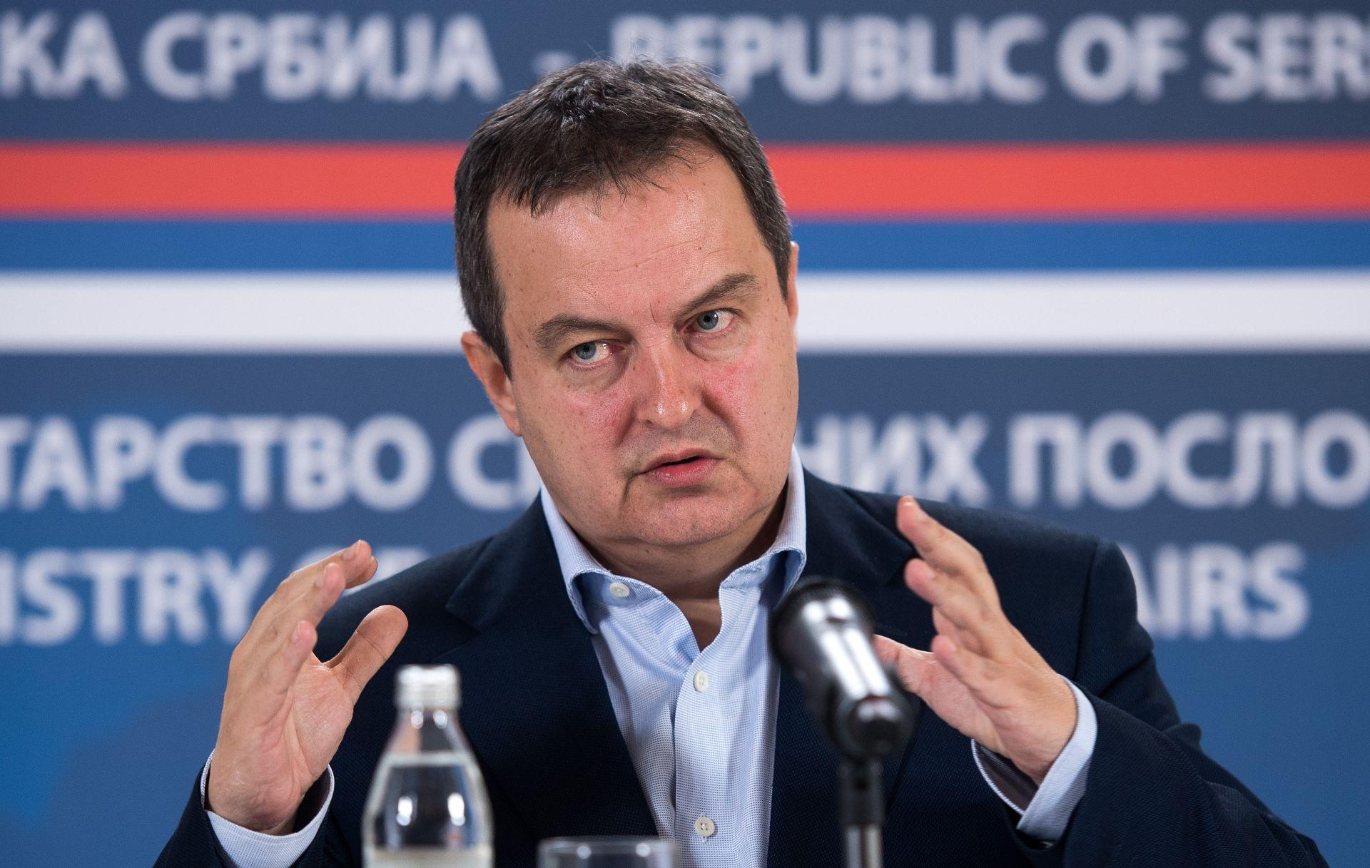 """DAČIĆ """"SAD mijenja politiku prema Srbiji i Kosovu"""""""