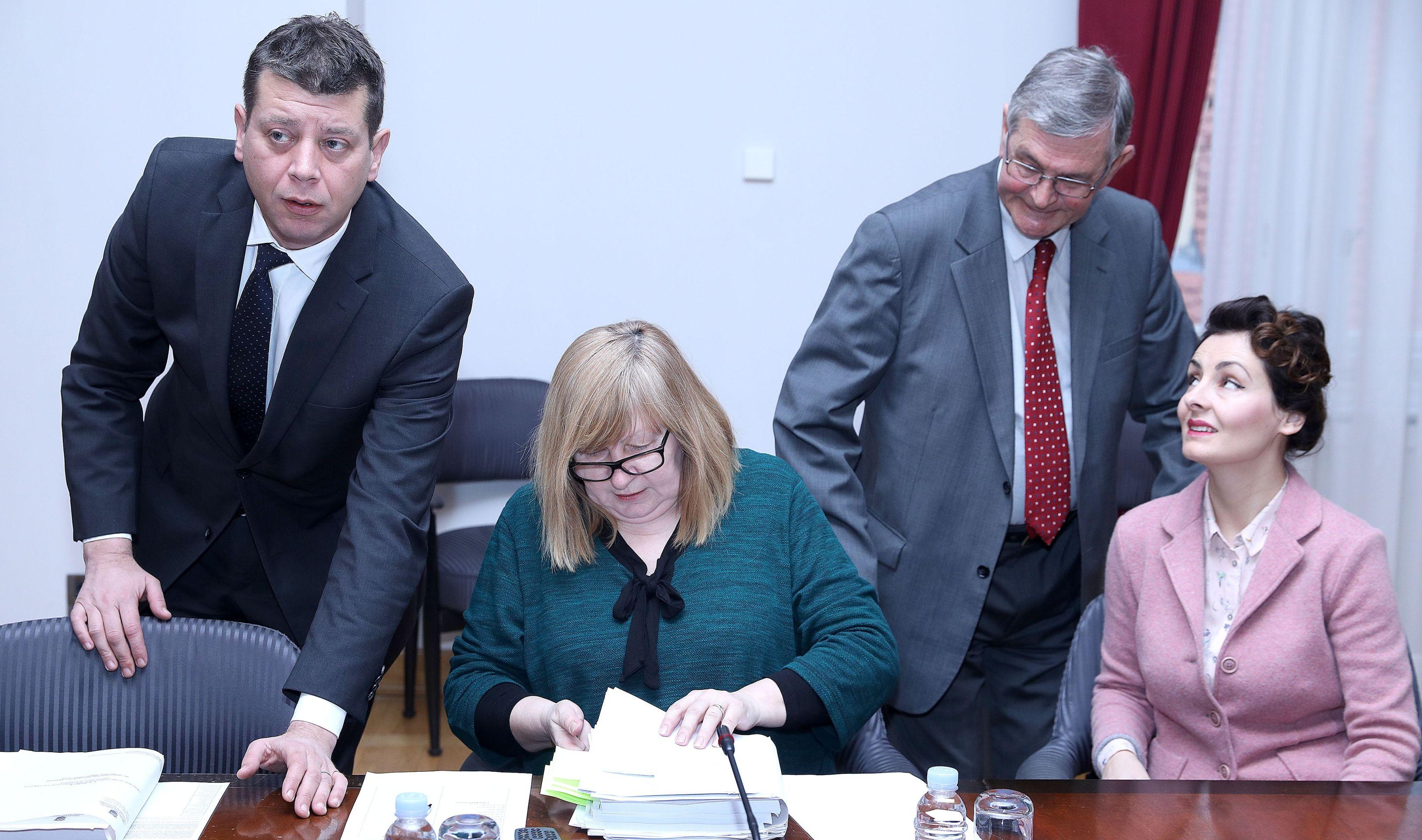 Odbor za medije saslušao 4 od 9 kandidata za glavnog ravnatelja HRT-a