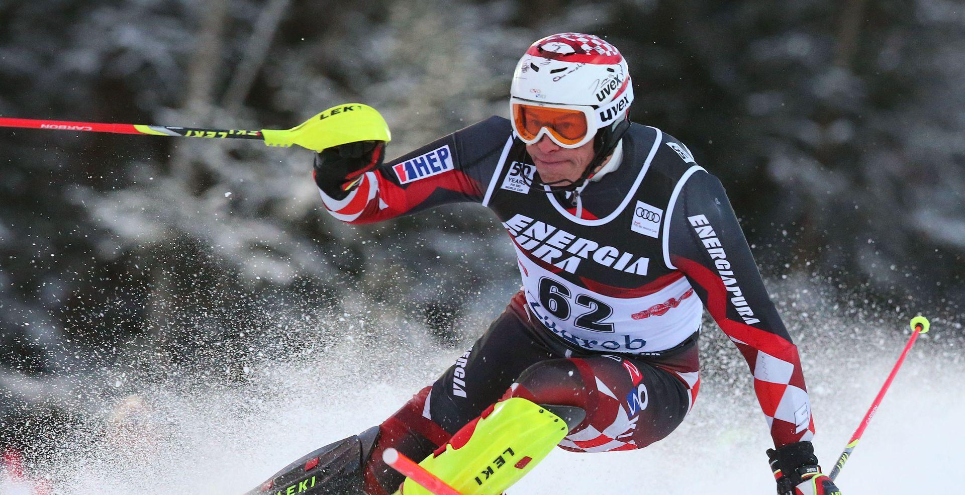 SKIJAŠKO SVJETSKO PRVENSTVO Kostelić prošao kvalifikacije za slalom