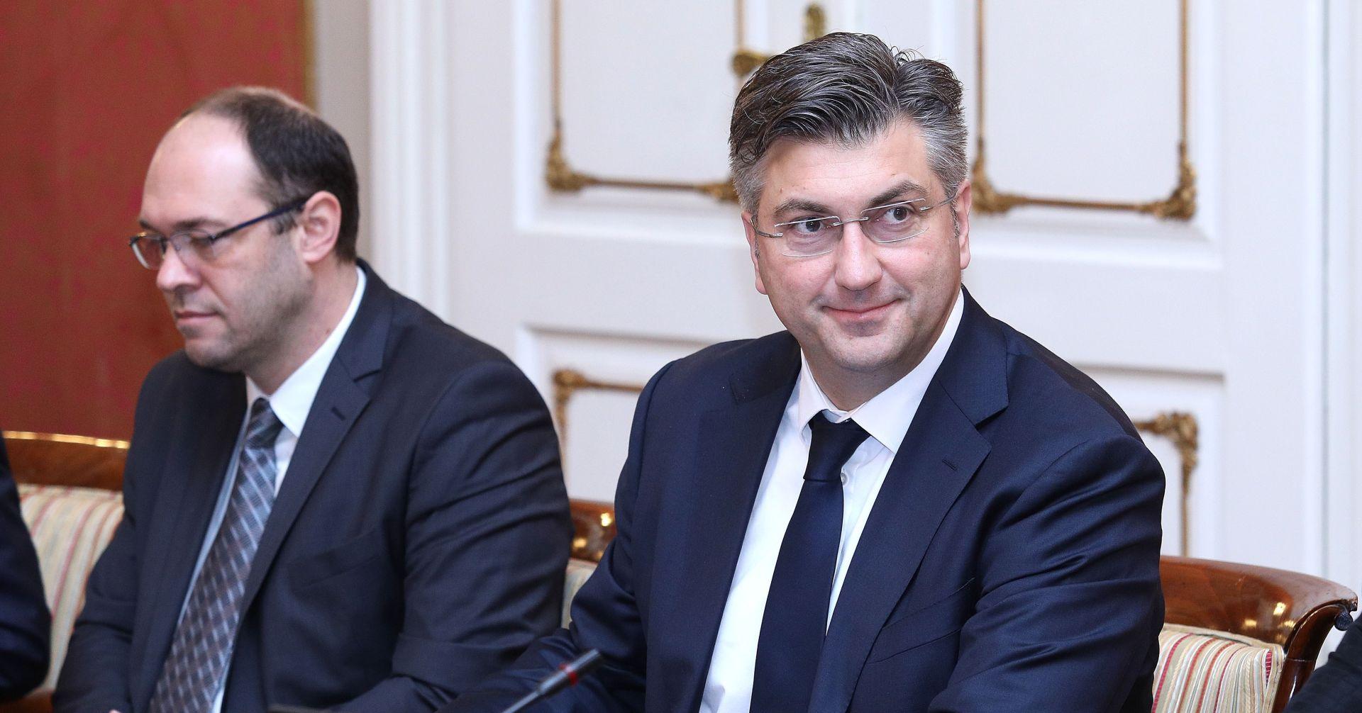 SJEDNICA VLADE Za poticanje zapošljavanja 1,5 milijarda kuna, zahtjev za legalizaciju moći će se predati do sredine 2018.