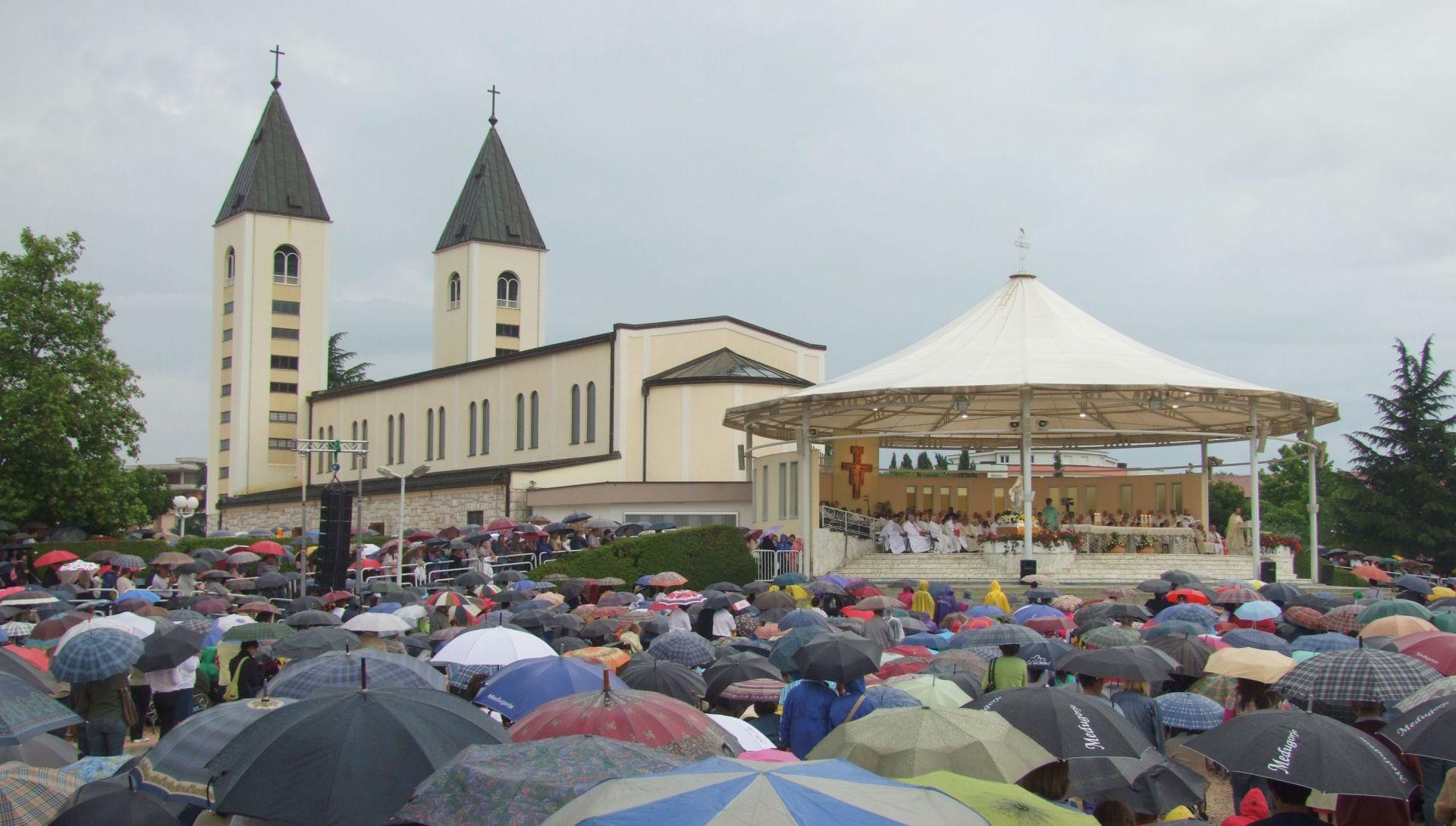 Papa Franjo imenovao posebnog izaslanika za Međugorje